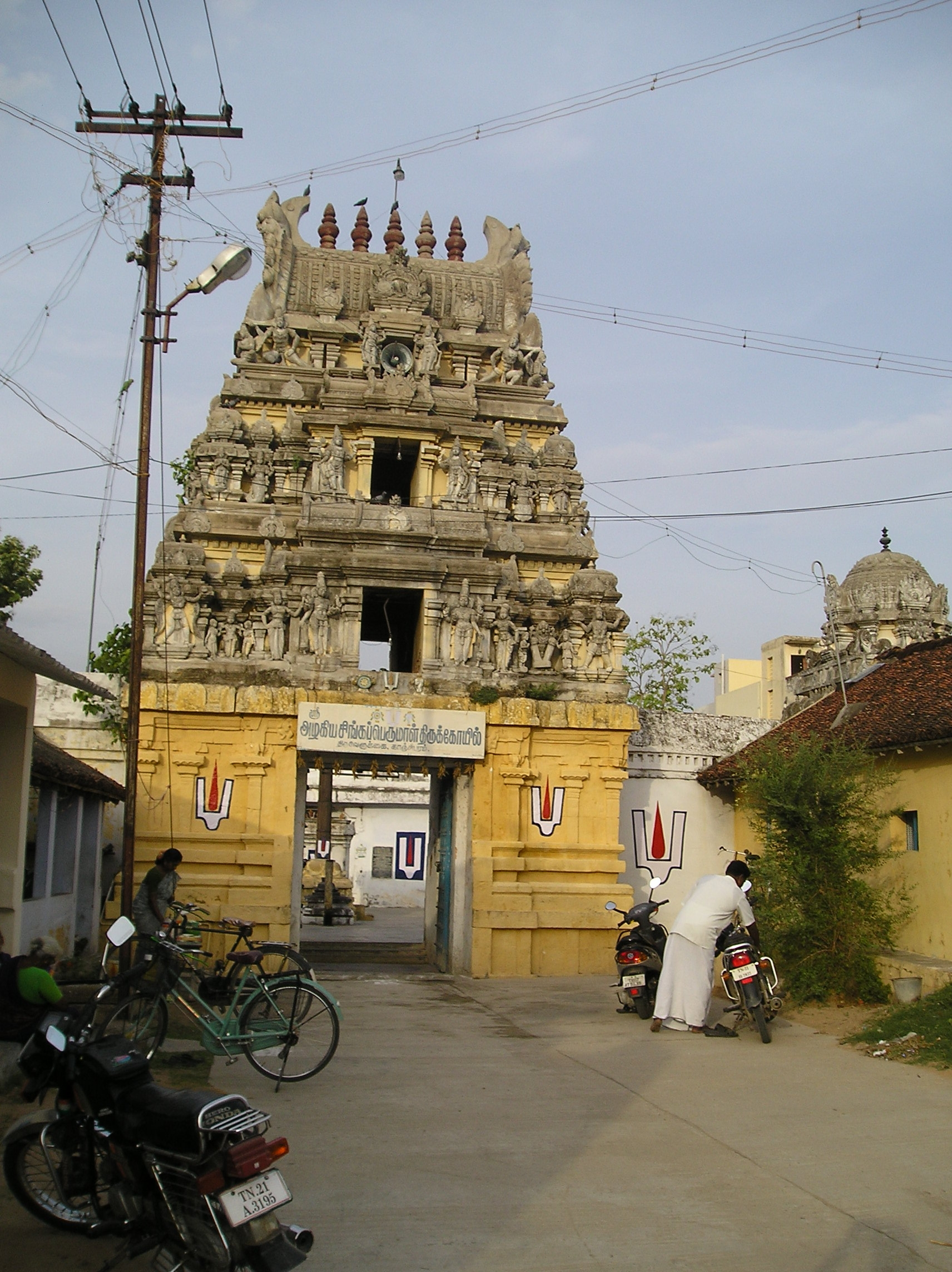 List of temples in KanchipuramOh no, there's been an error