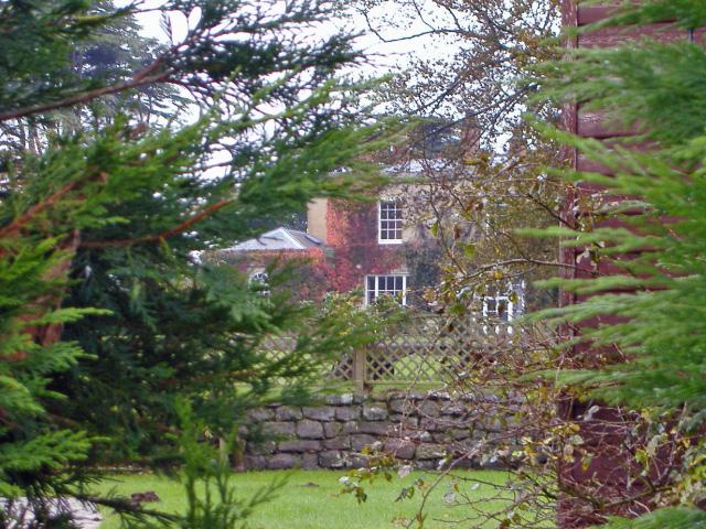 Tilstone Fearnall - Tilstone Lodge - geograph.org.uk - 269155