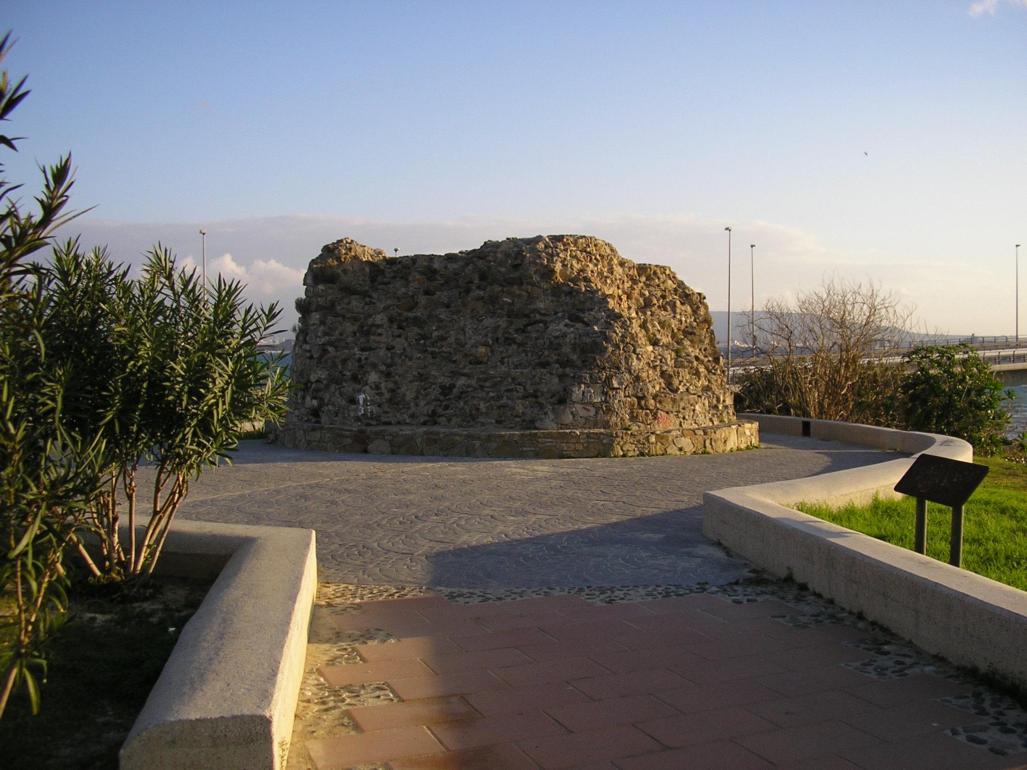 Depiction of Torre del Almirante
