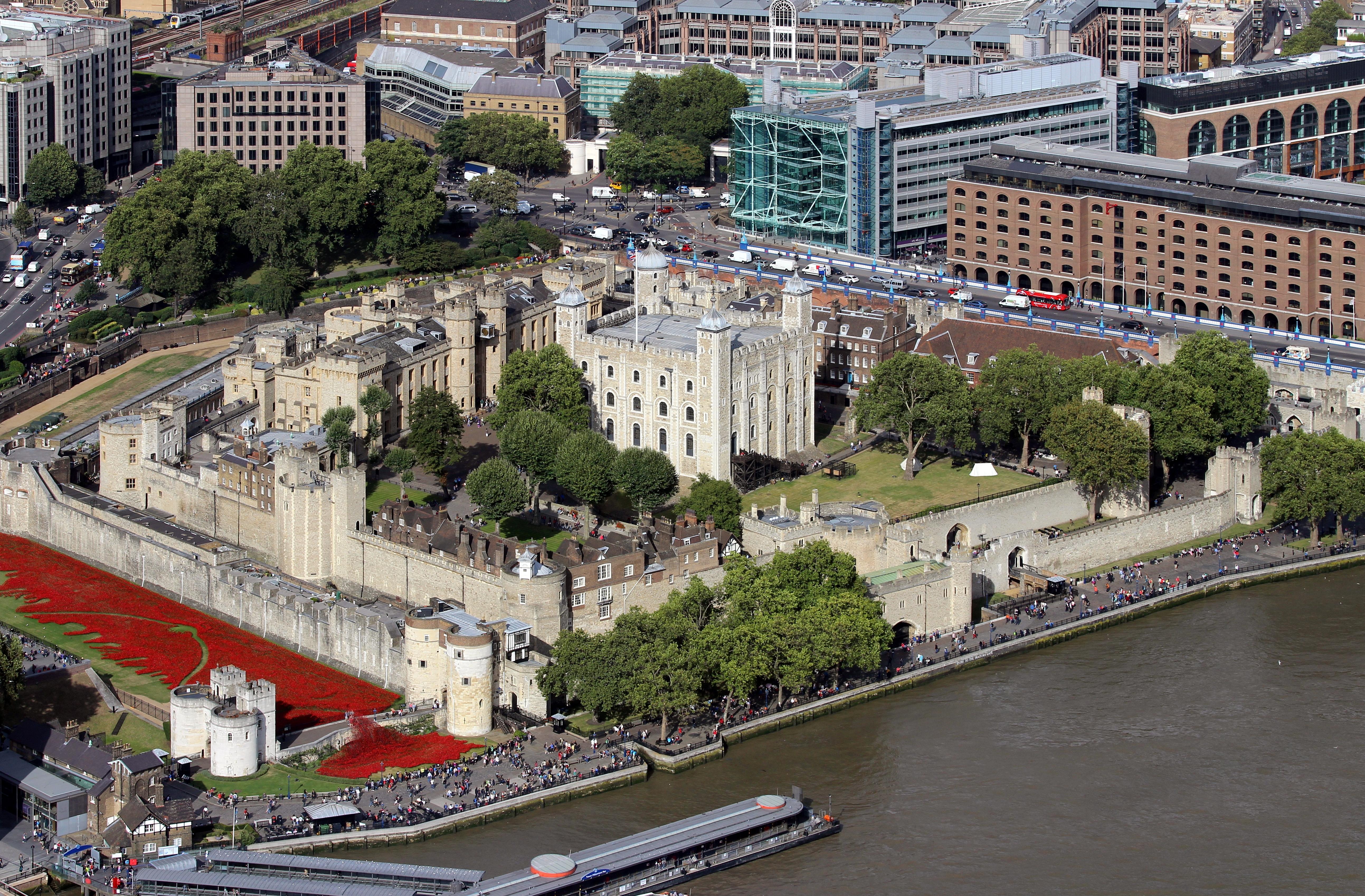 Depiction of Torre de Londres