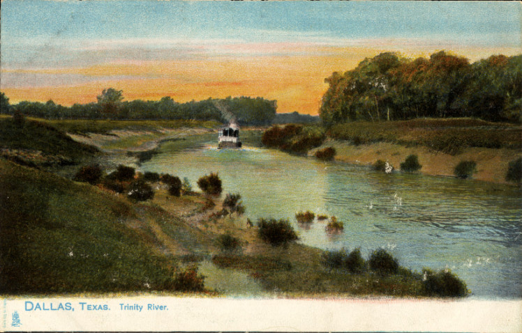 File:Trinity River, Dallas, Texas.jpg