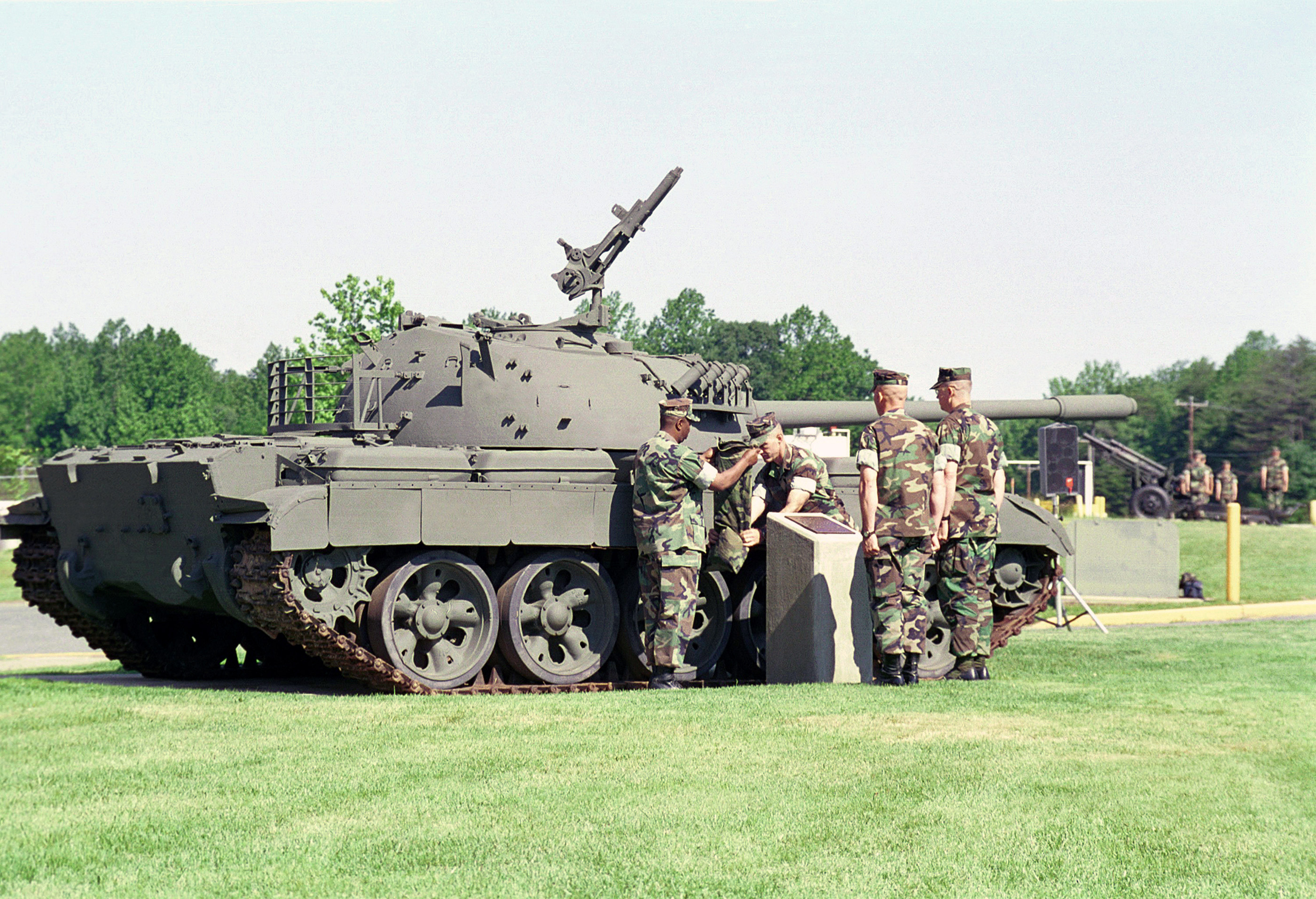 File:Type 69II rear q Quantico.jpg - Wikimedia Commons