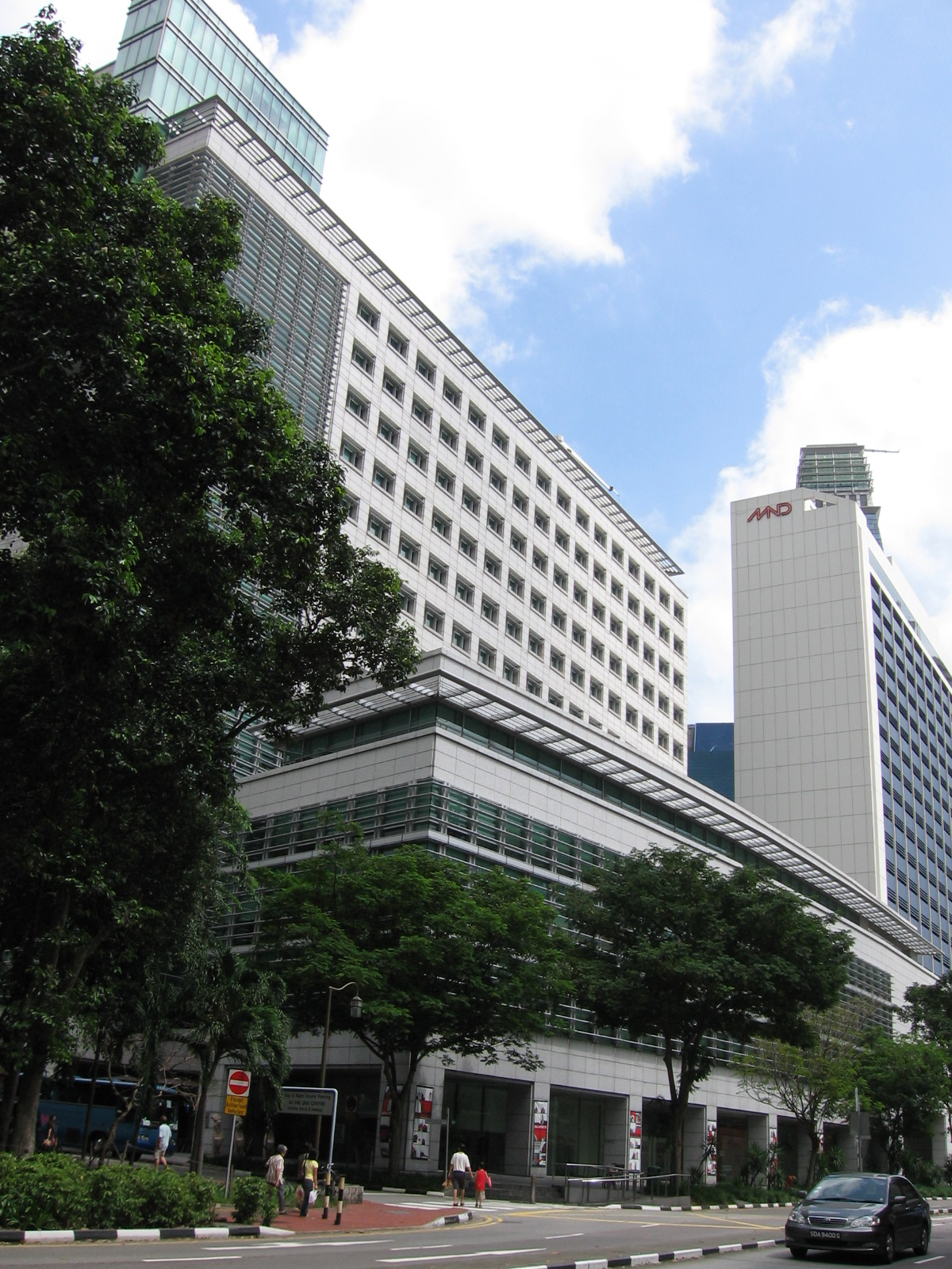 Singapore dating agency government