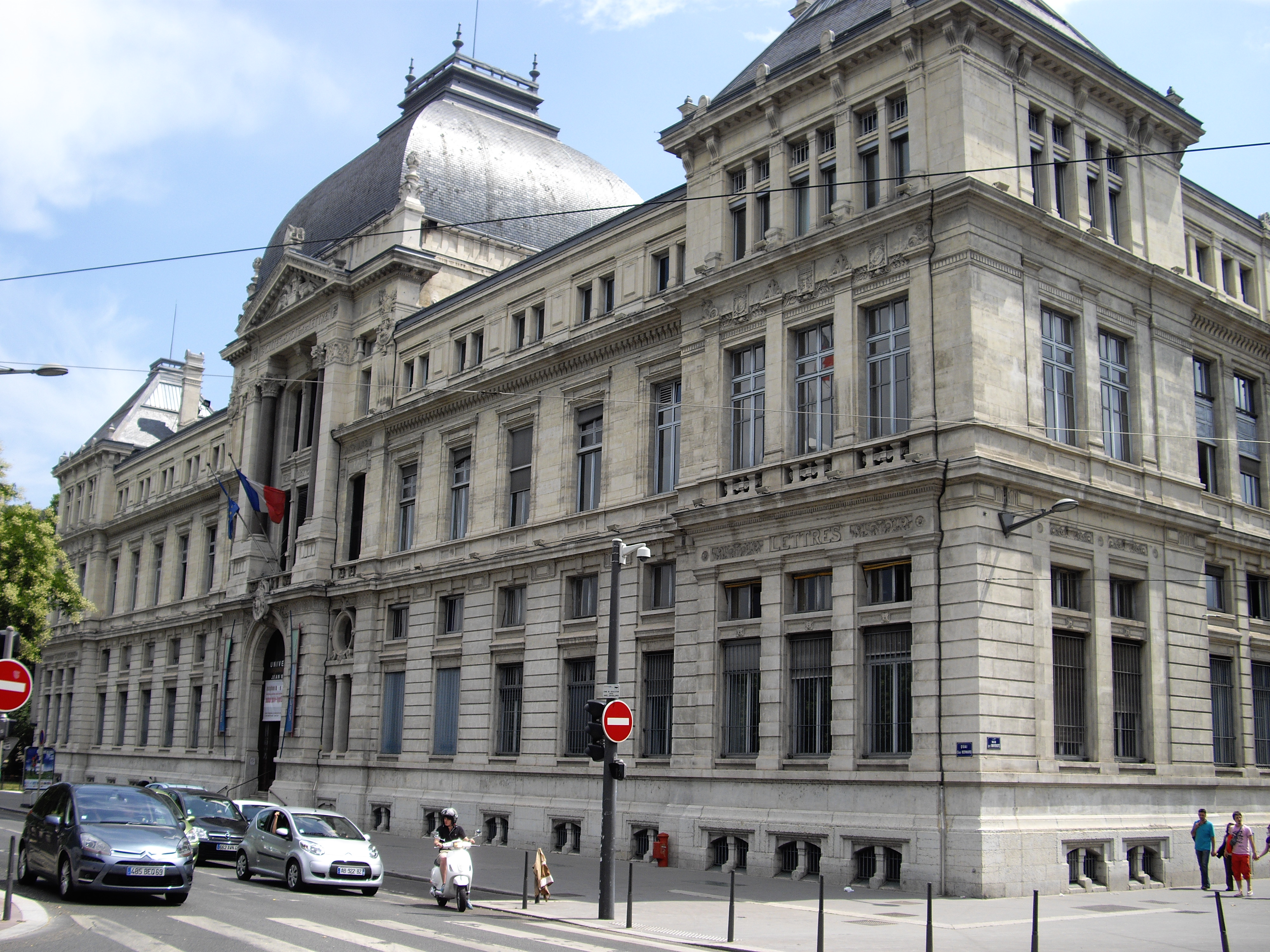 Entreprise D Architecture Lyon jean moulin university lyon 3 - wikipedia
