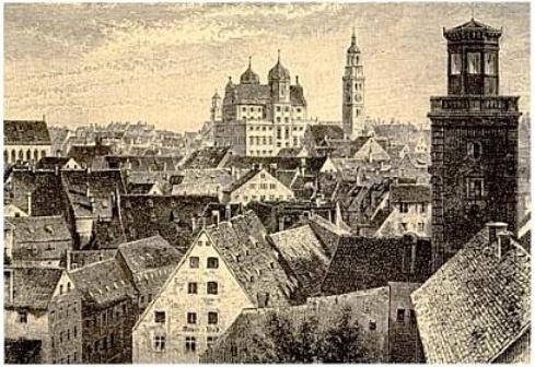 Unterer Brunnenturm 1886