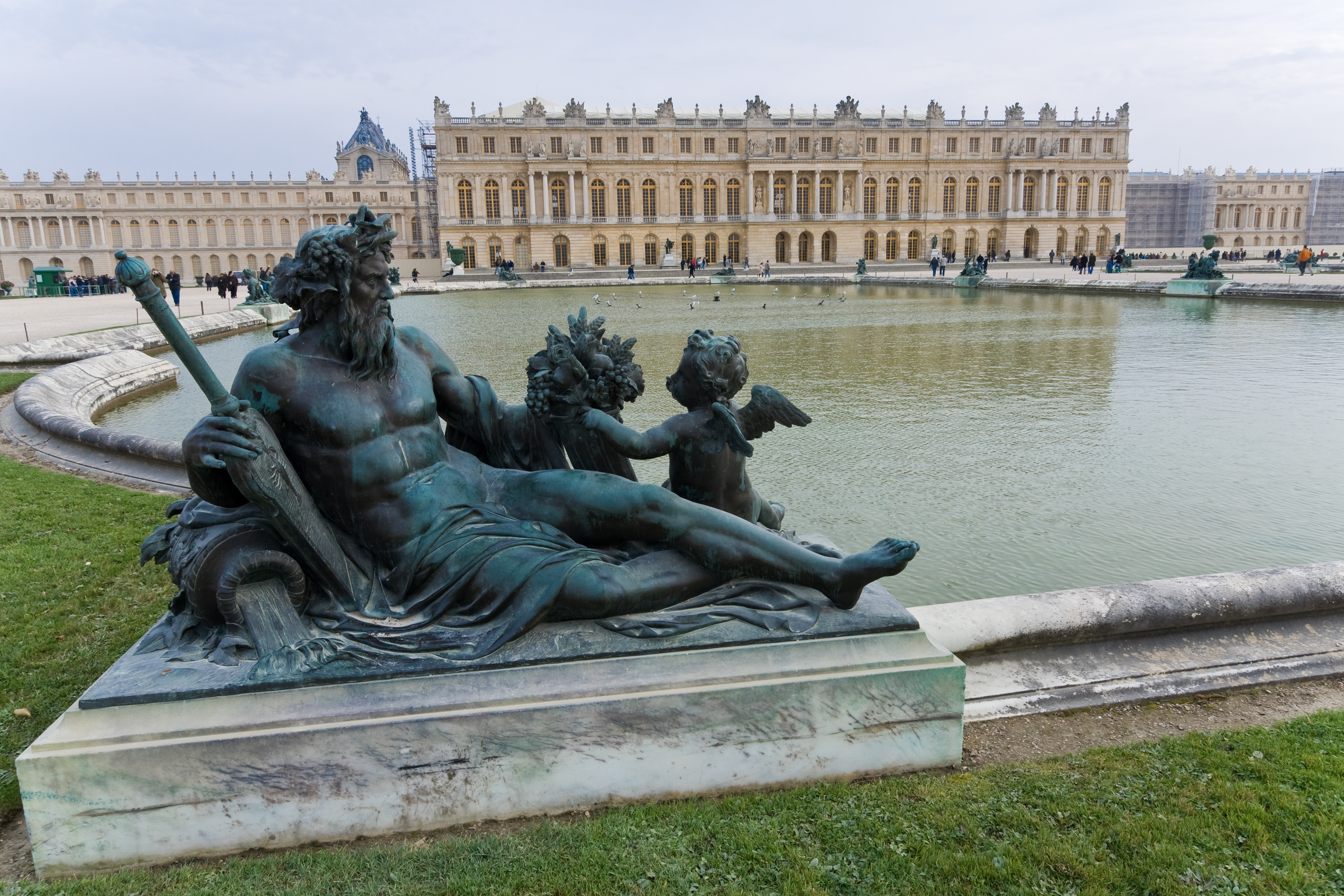 File versailles chateau wikimedia commons for Jardin chateau de versailles