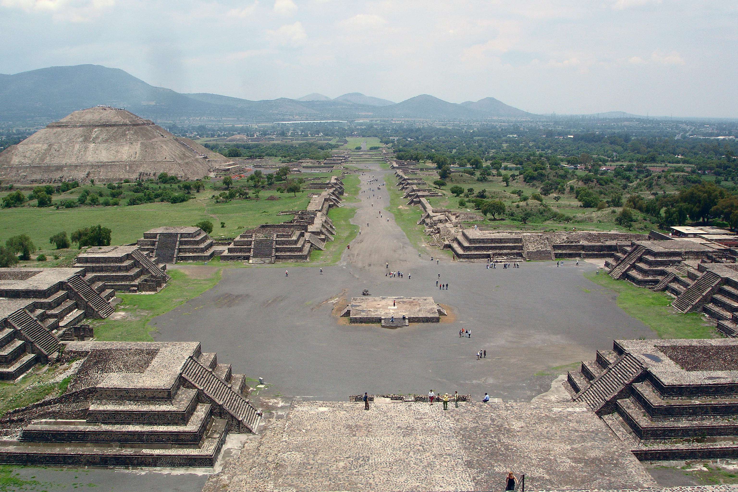 Pre-Hispanic City of Teotihuacán