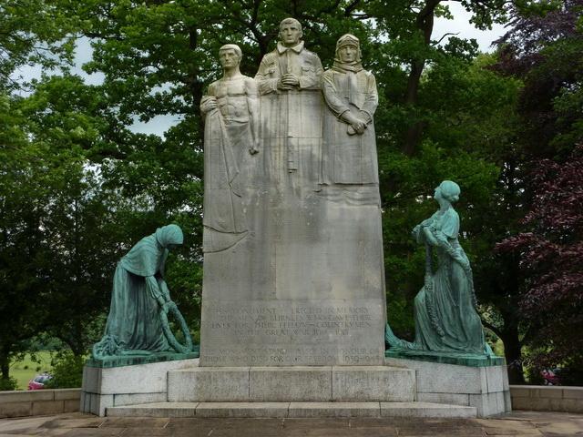 War Memorial, Towneley Park