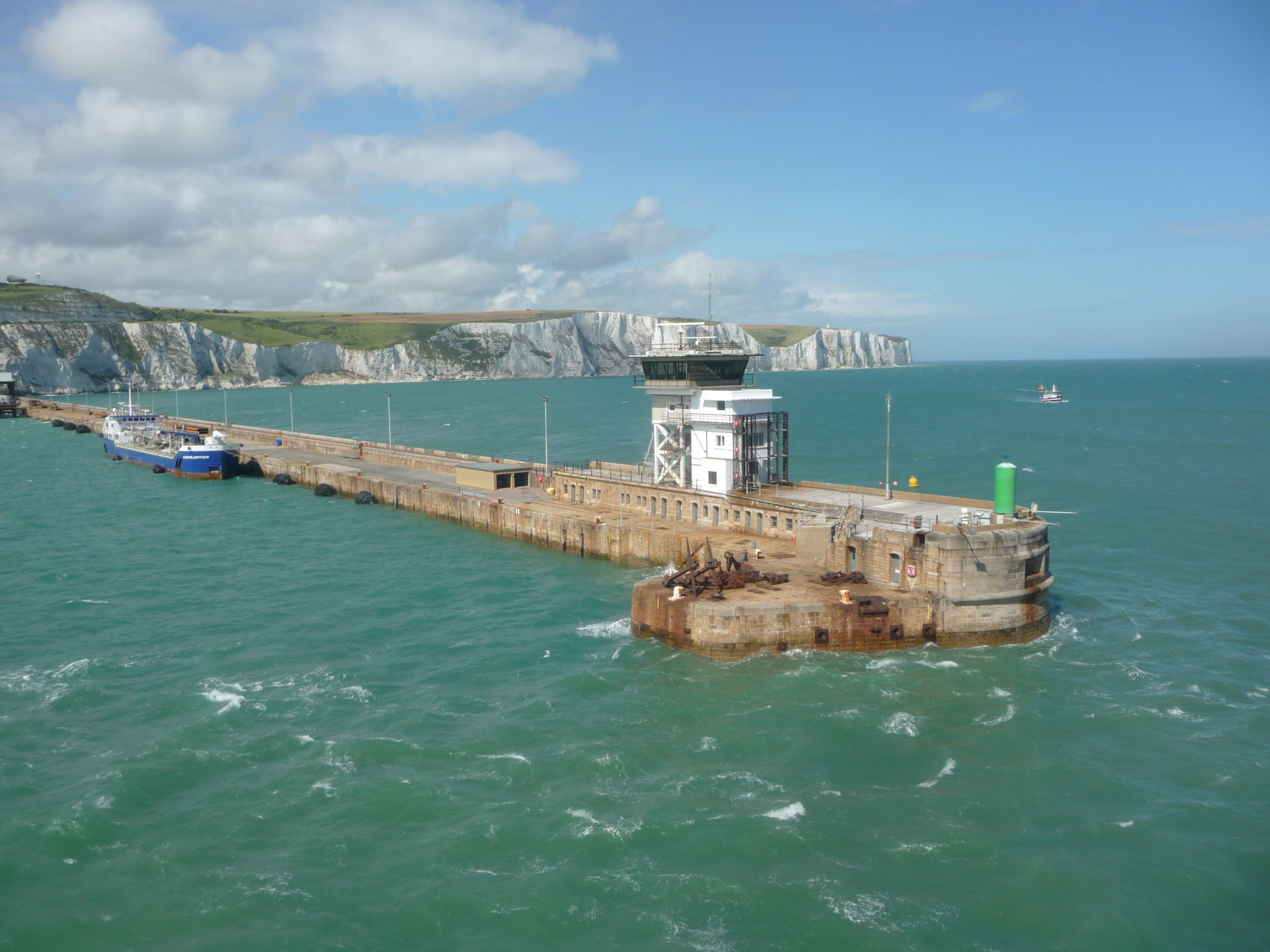 White Cliffs And Beyond Dover Tour Boat