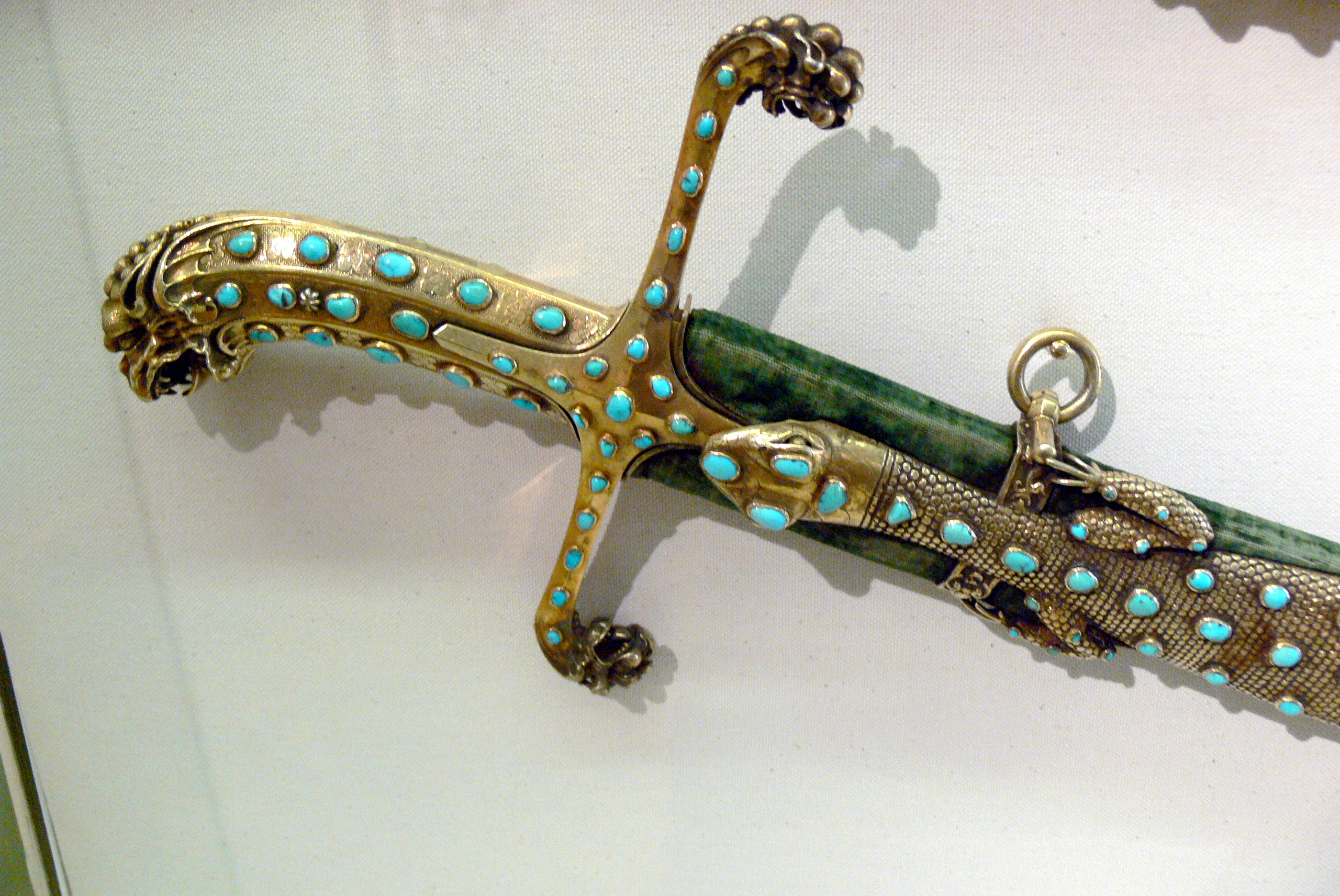 Osmanischer Säbel