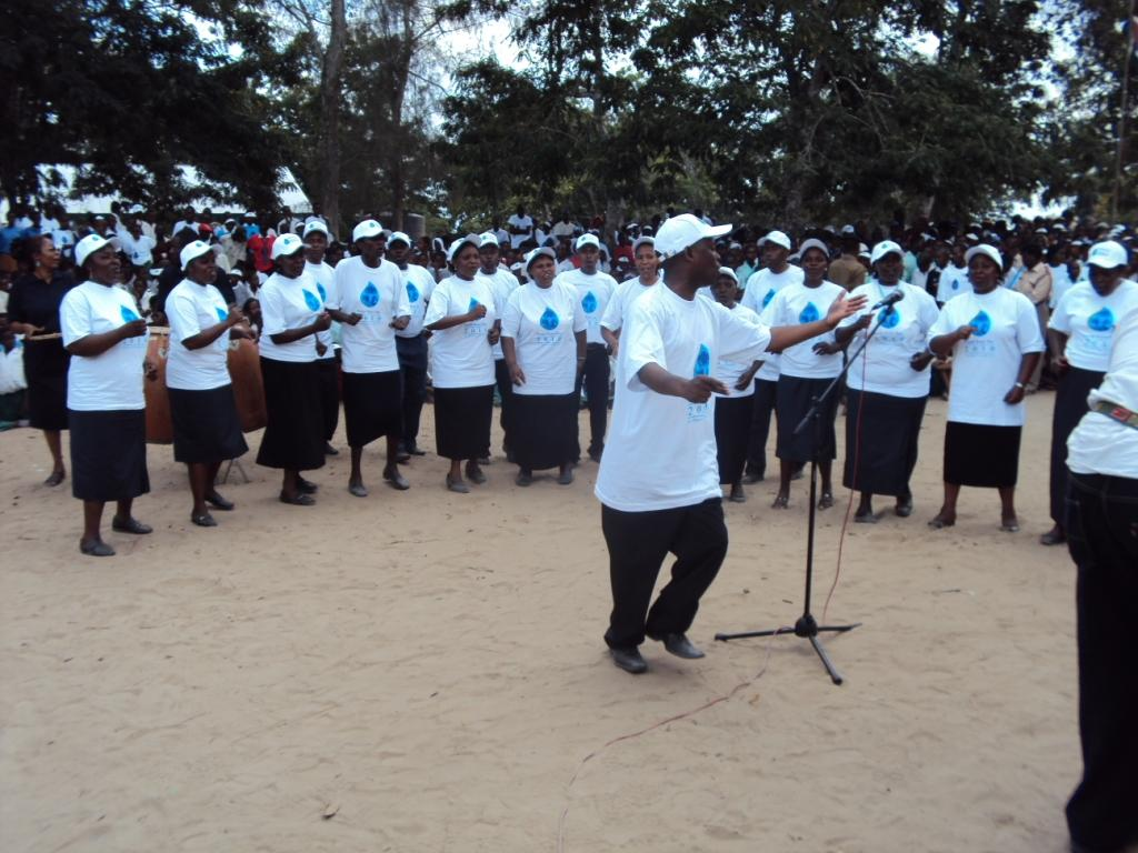 world water day Material for the world toilet day campaign will be ready in august the campaign will be called.