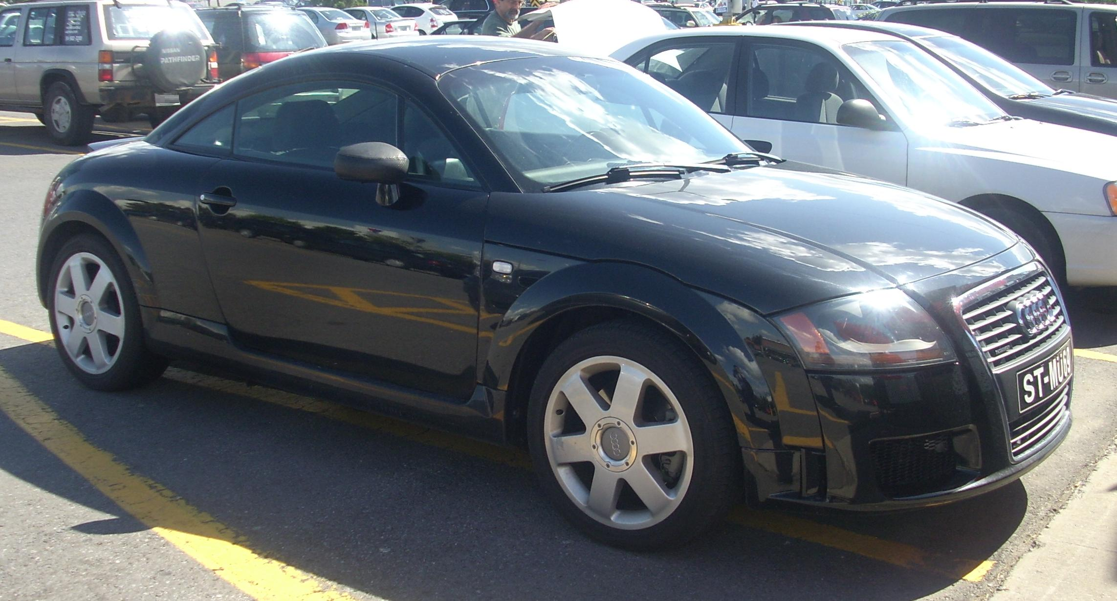 File 04 06 Audi Tt Jpg Wikimedia Commons