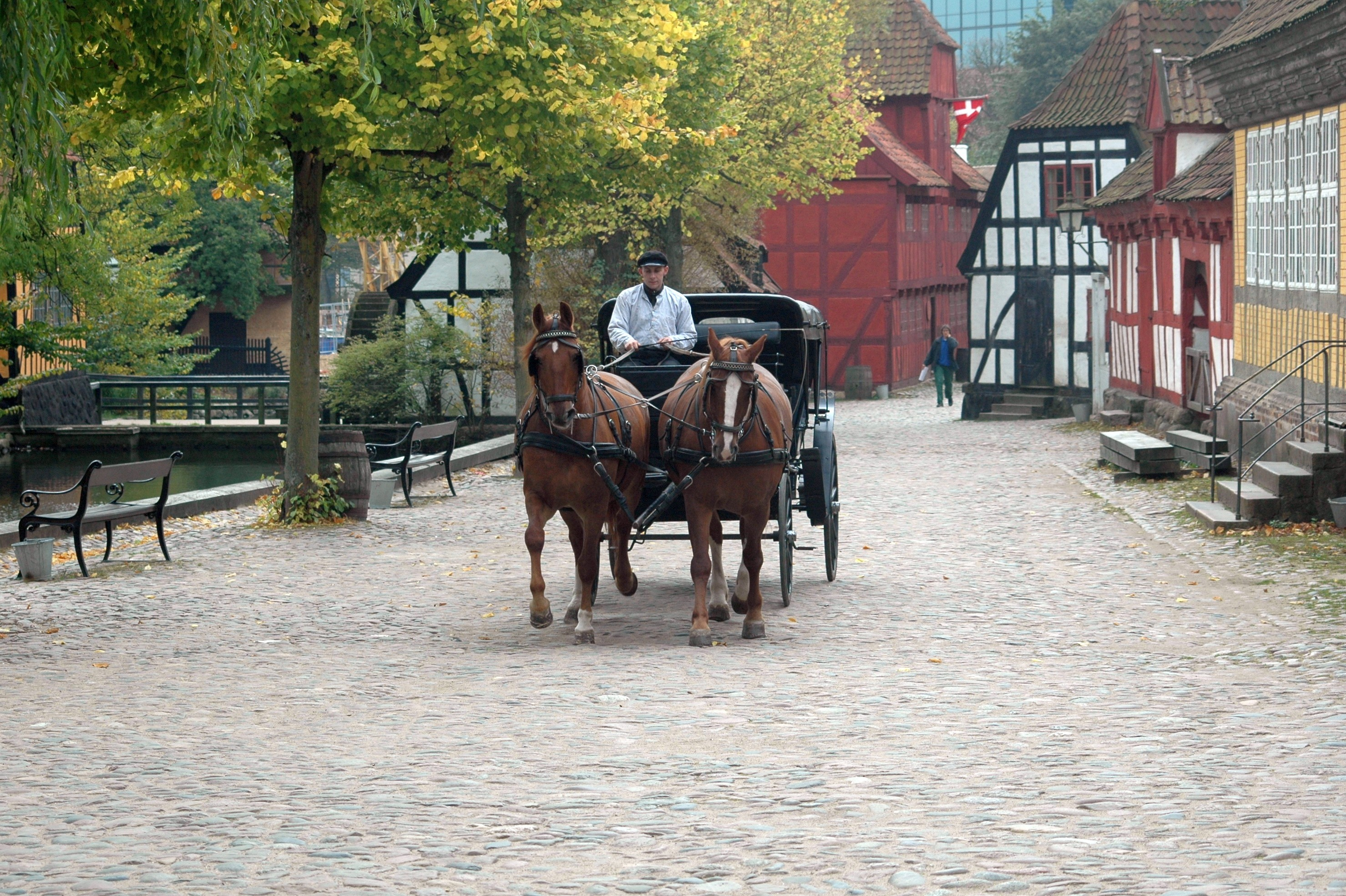 ulve wiki den gamle by i Odense