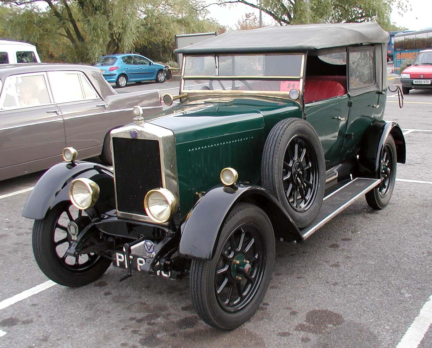 Morris Cowley Del 1927