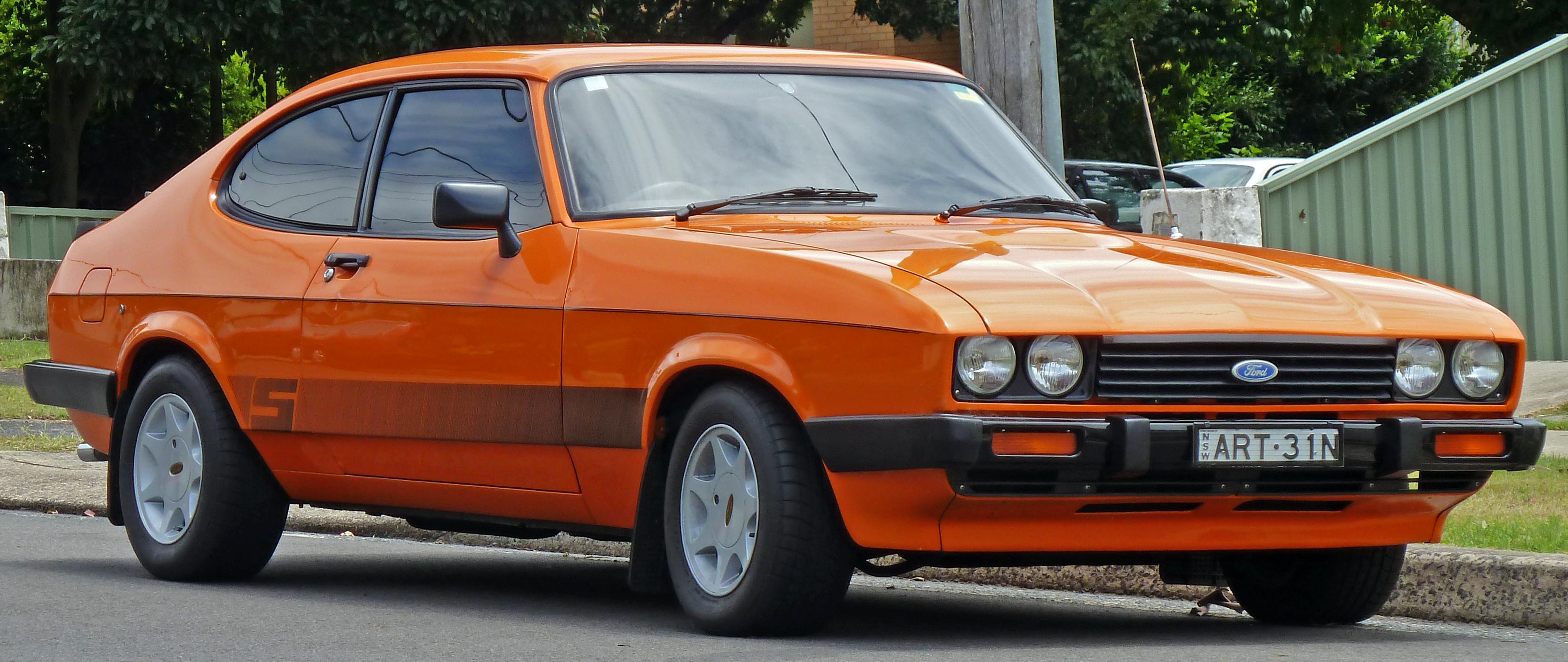 coupé Ford - Actualité auto - FORUM Sport Auto