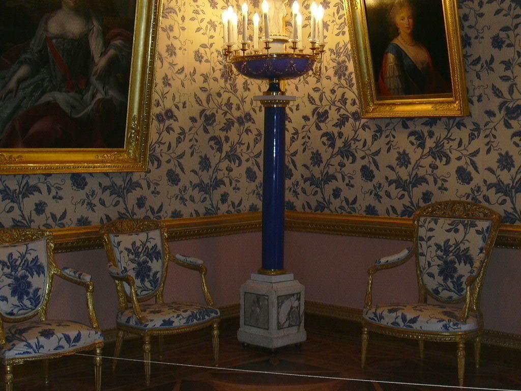 2002 11 15 082 Katherinenpalast Zimmer Царское Село: Екатерининский дворец и вокруг  него