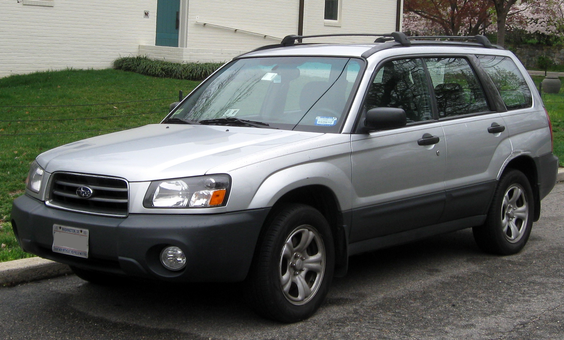 Subaru Forester  Xt Touring Vs Rav Cargo Space