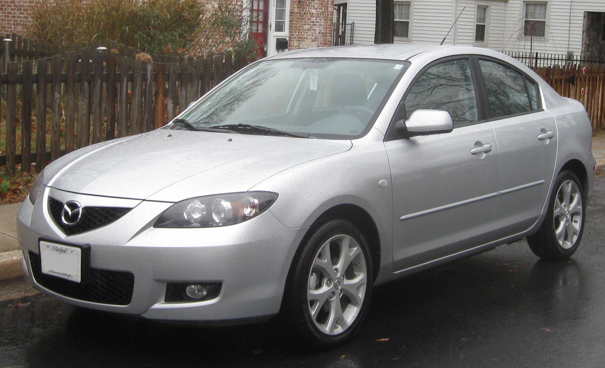 Kekurangan Mazda 3 2007 Spesifikasi