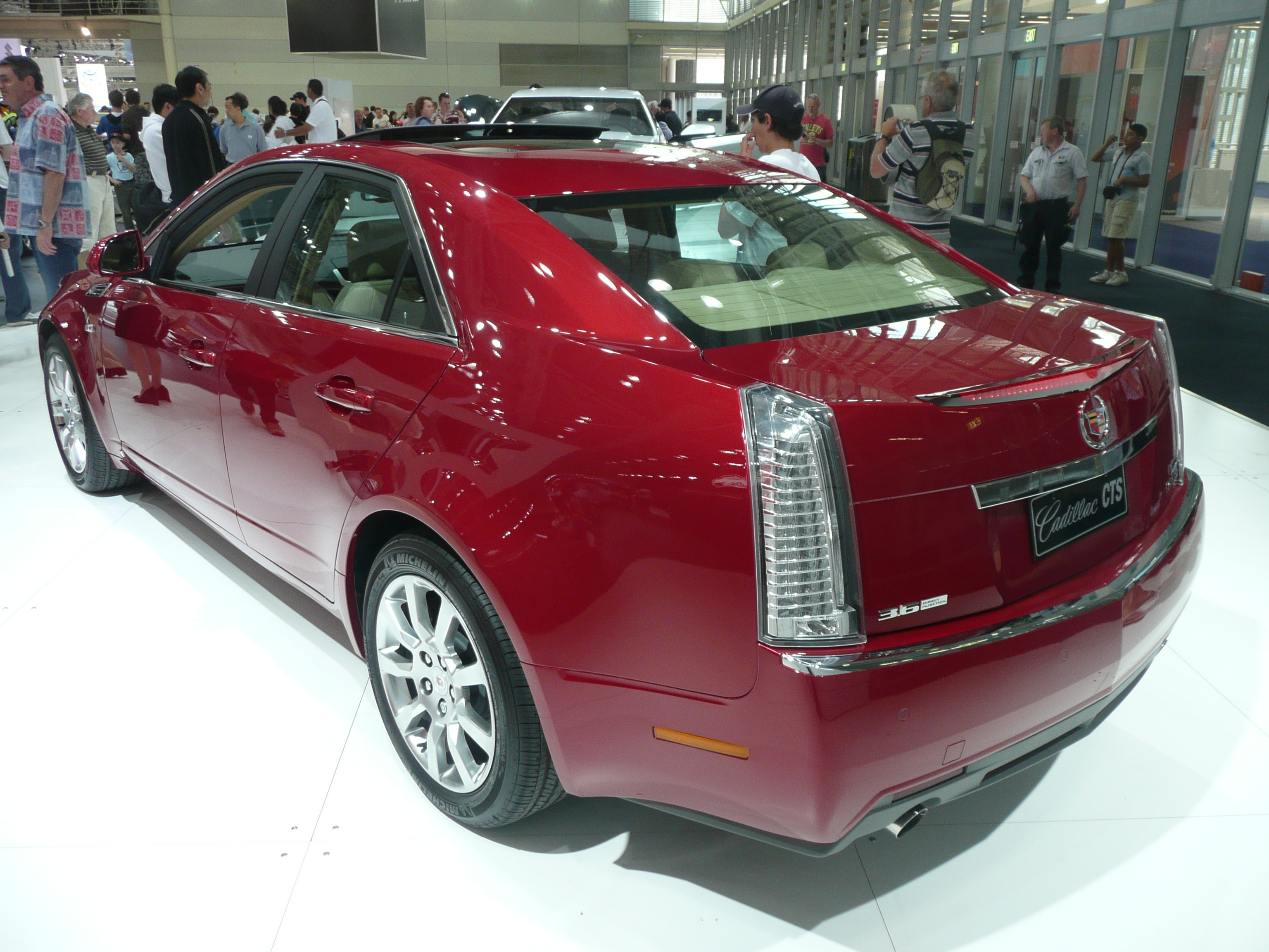 wallpaper cadillac pictures cts v detroit picture