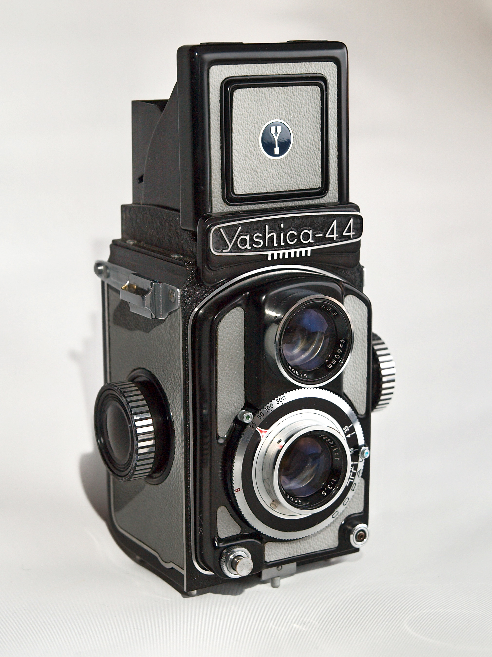 yashica mat 124g repair manual