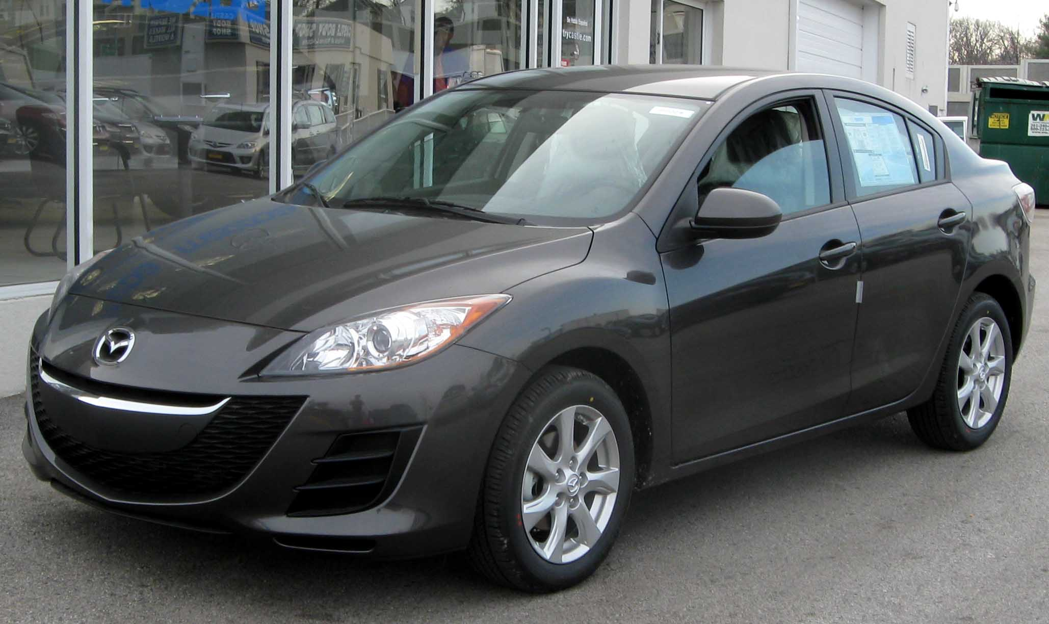 File:2010 Mazda3 i Touring sedan.jpg - Wikimedia Commons