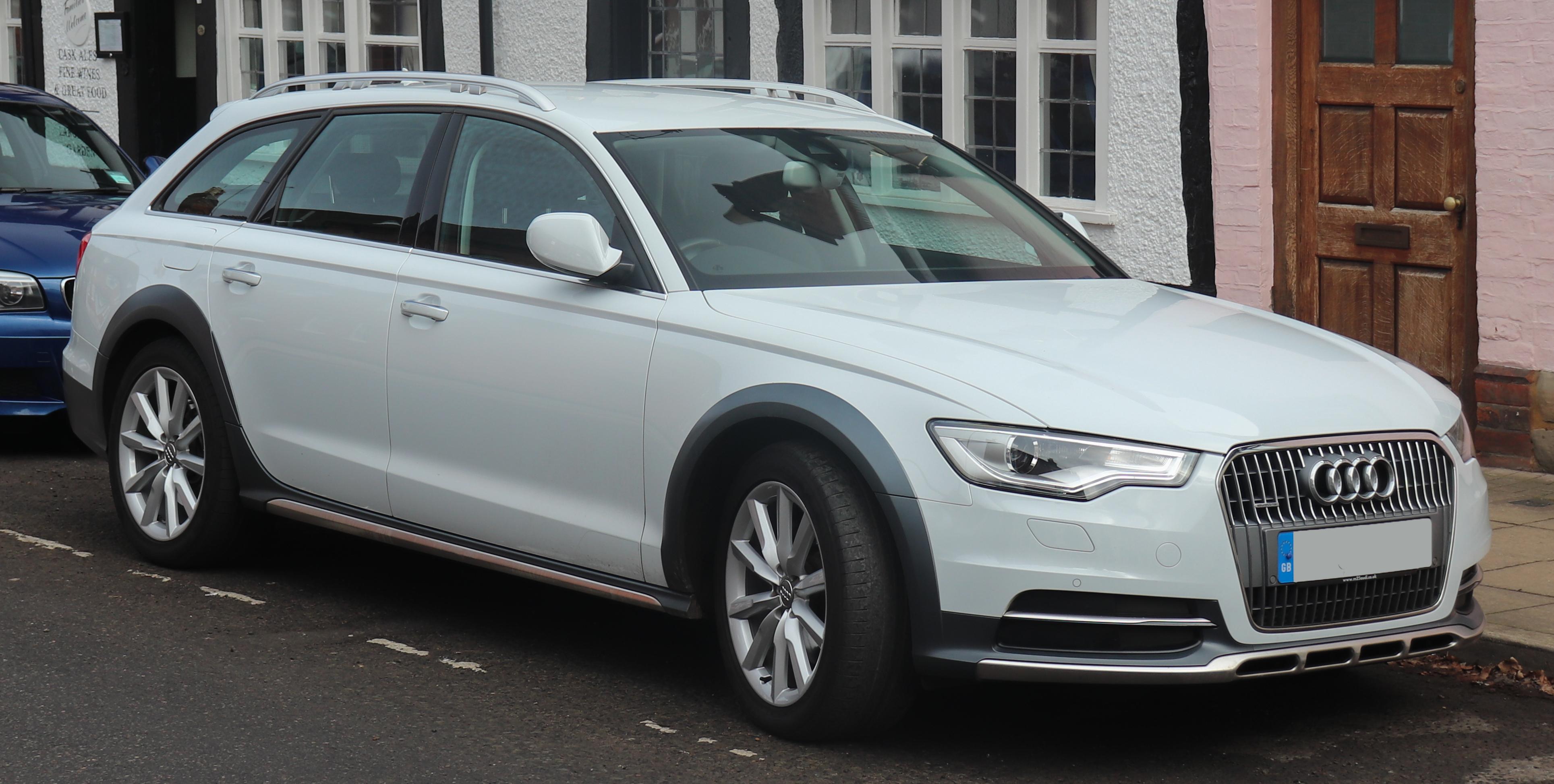 Audi A6 allroad quattro - Wikipedia, la enciclopedia libre