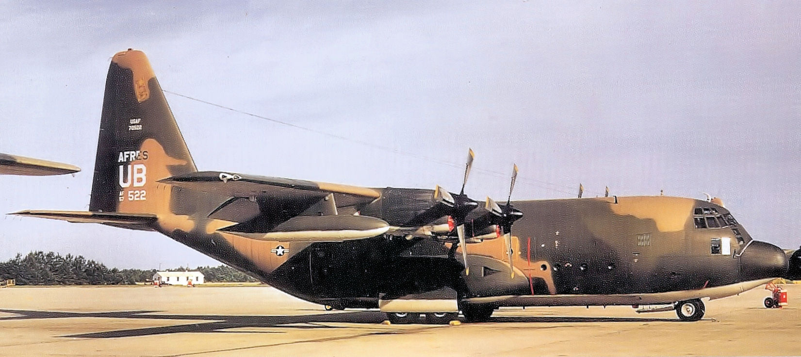 File:304th Tactical Airlift Squadron - Lockheed C-130A-55 ...