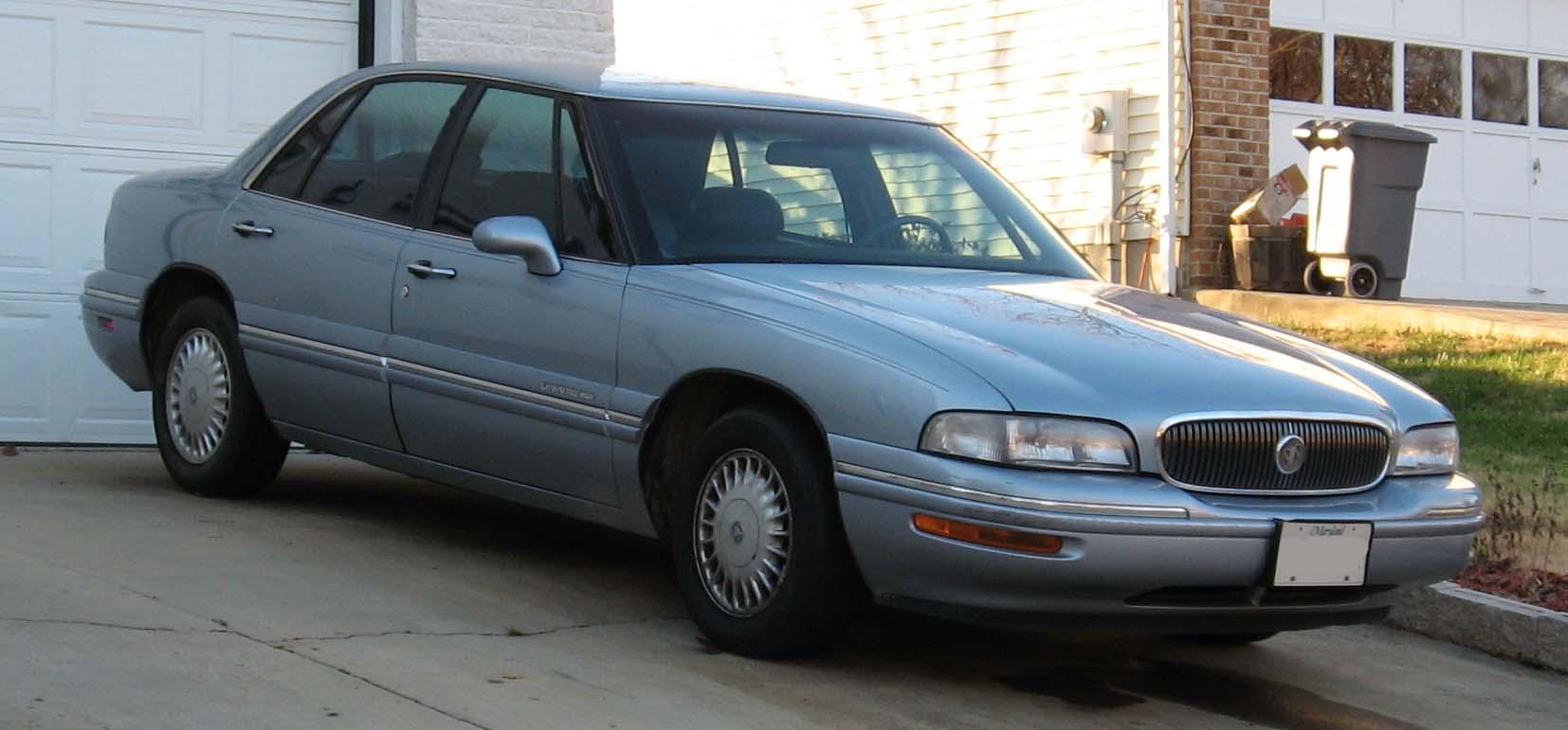 File96 99 Buick LeSabre