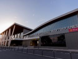 Perpignan–Rivesaltes Airport Airport in Southern France