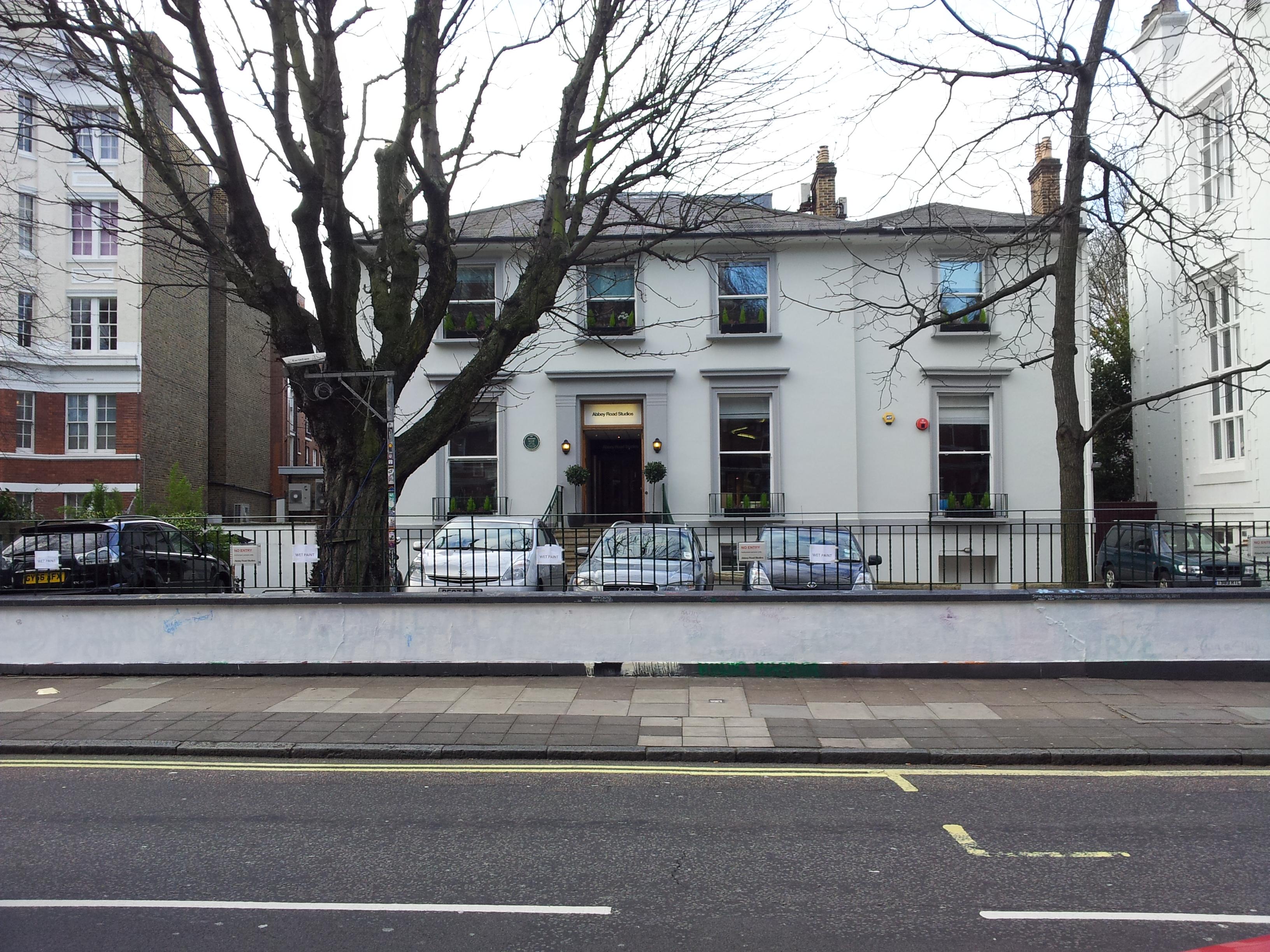 Gli studi di Abbey Road, uno dei luoghi della musica a Londra Londra