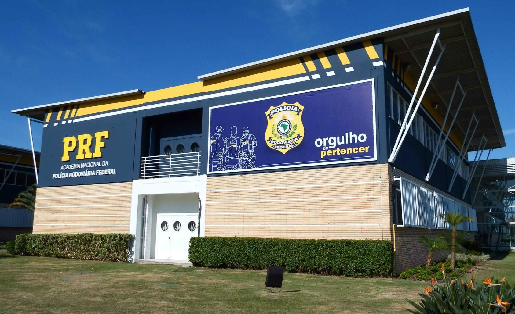 100 Academia Nacional De Policia Rodoviaria Federal