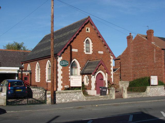 Adwick le Street Methodist Church, Fern Bank Mill Lane, Adwick le Street.