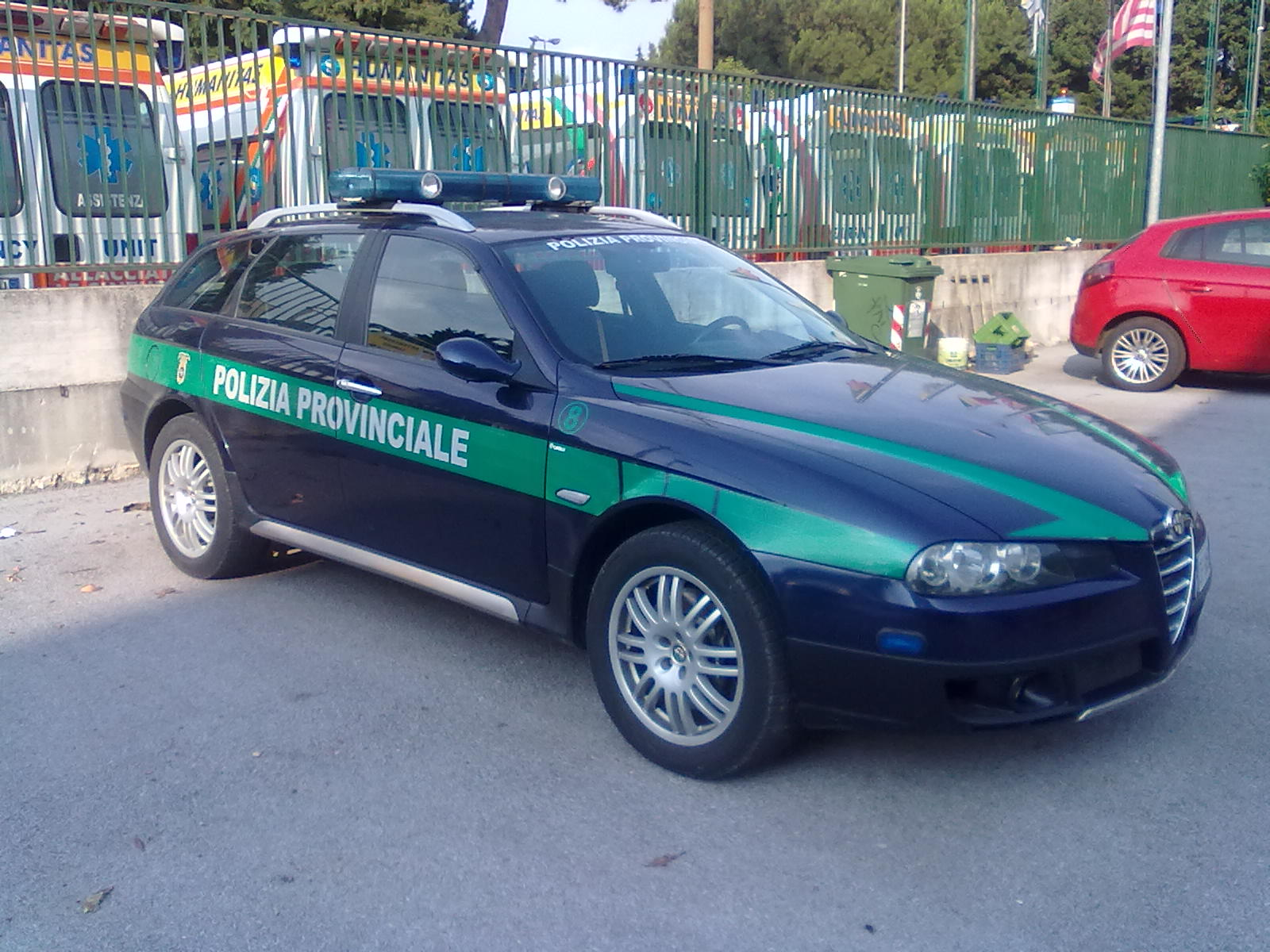 Alfa romeo 156 crosswagon wiki 7
