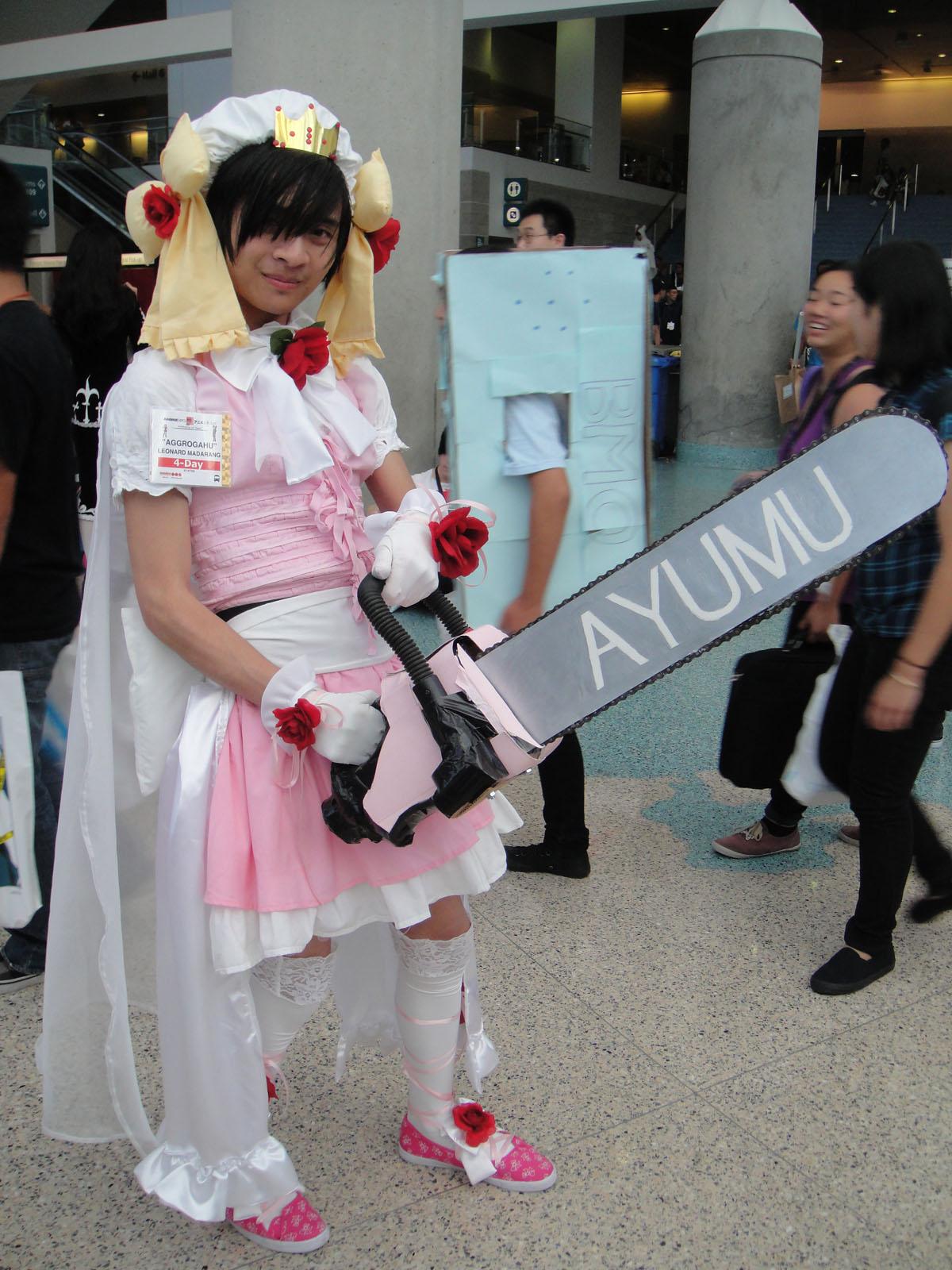 File Anime Expo 2011 Ayumu Aikawa Kore Wa Zombie Desu Ka 5893319146 Jpg Wikimedia Commons
