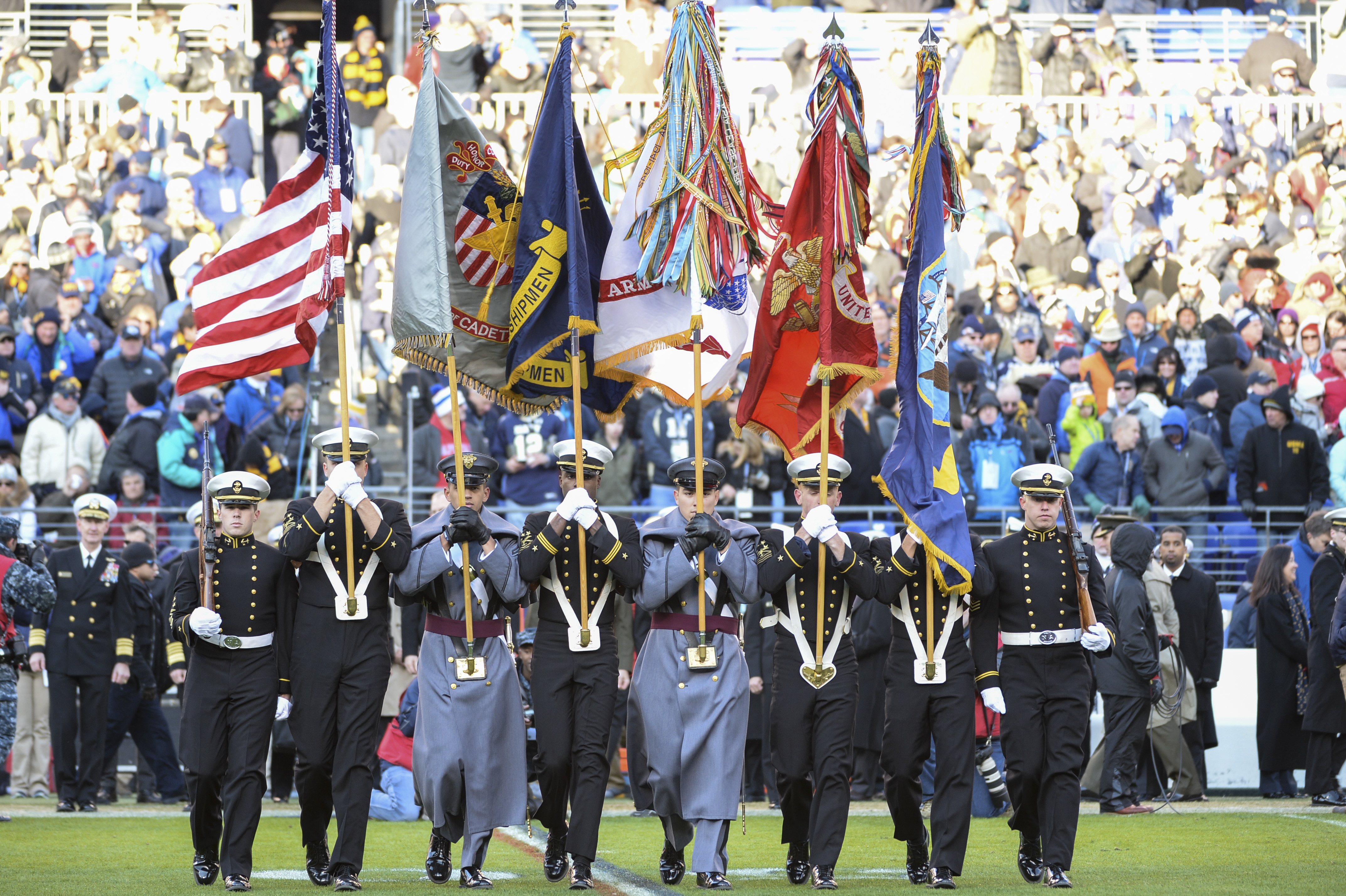 Army Navy Game 2017 Wiki >> File:Army-Navy Game 2016 - Navy Photo 29.jpg - Wikimedia Commons