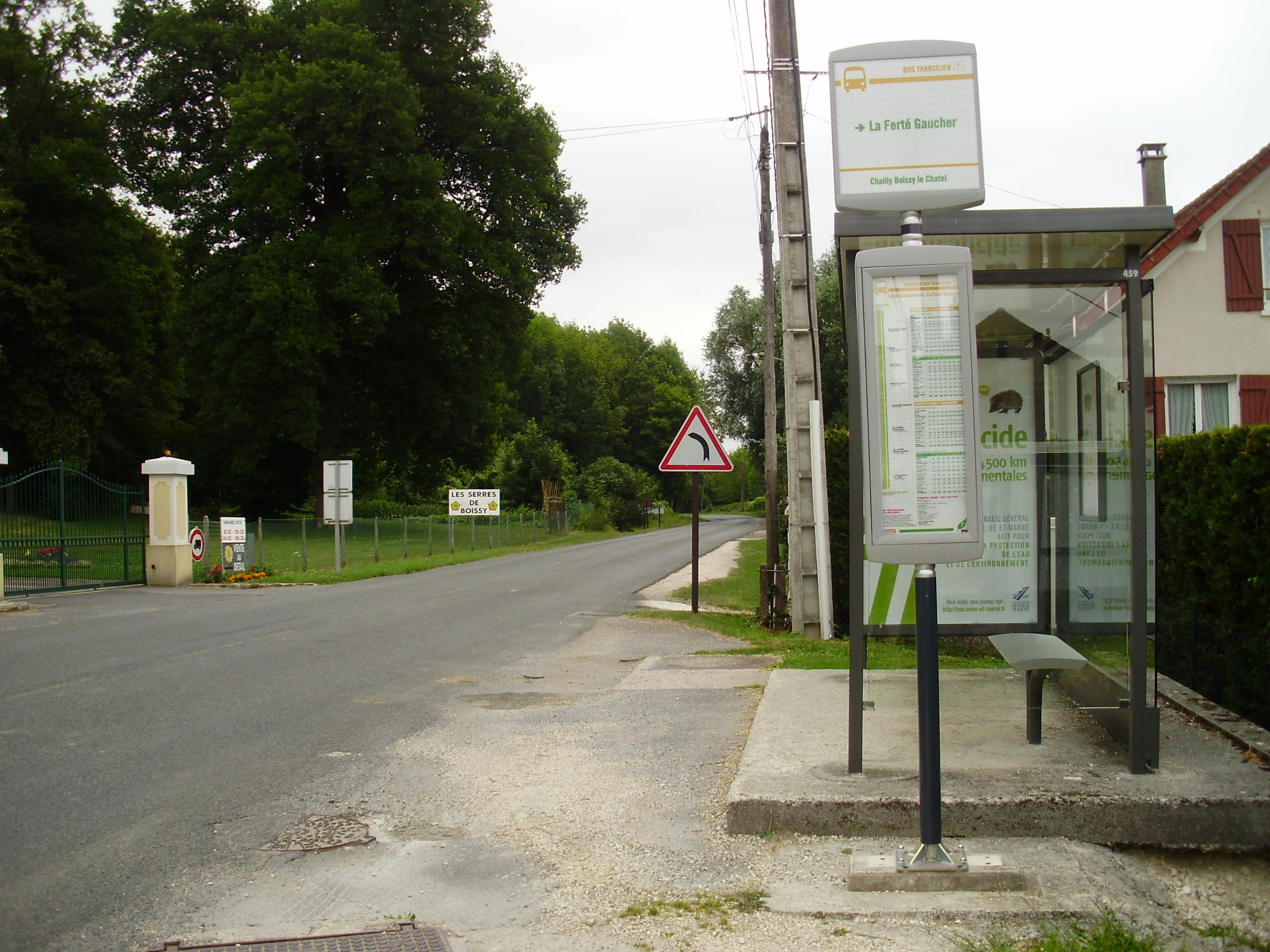 Menuiserie Lagny Sur Marne boissy-le-châtel - wikipèdia