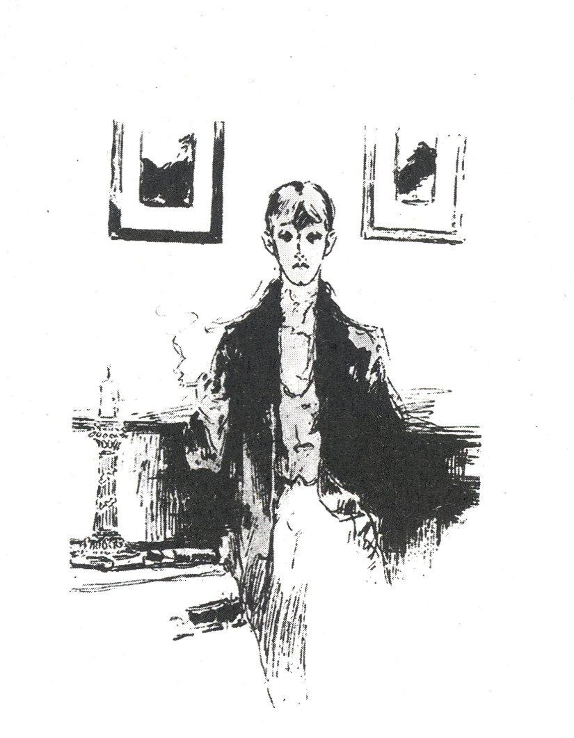 Beardsley Drawing File:aubrey Beardsley 5.jpg
