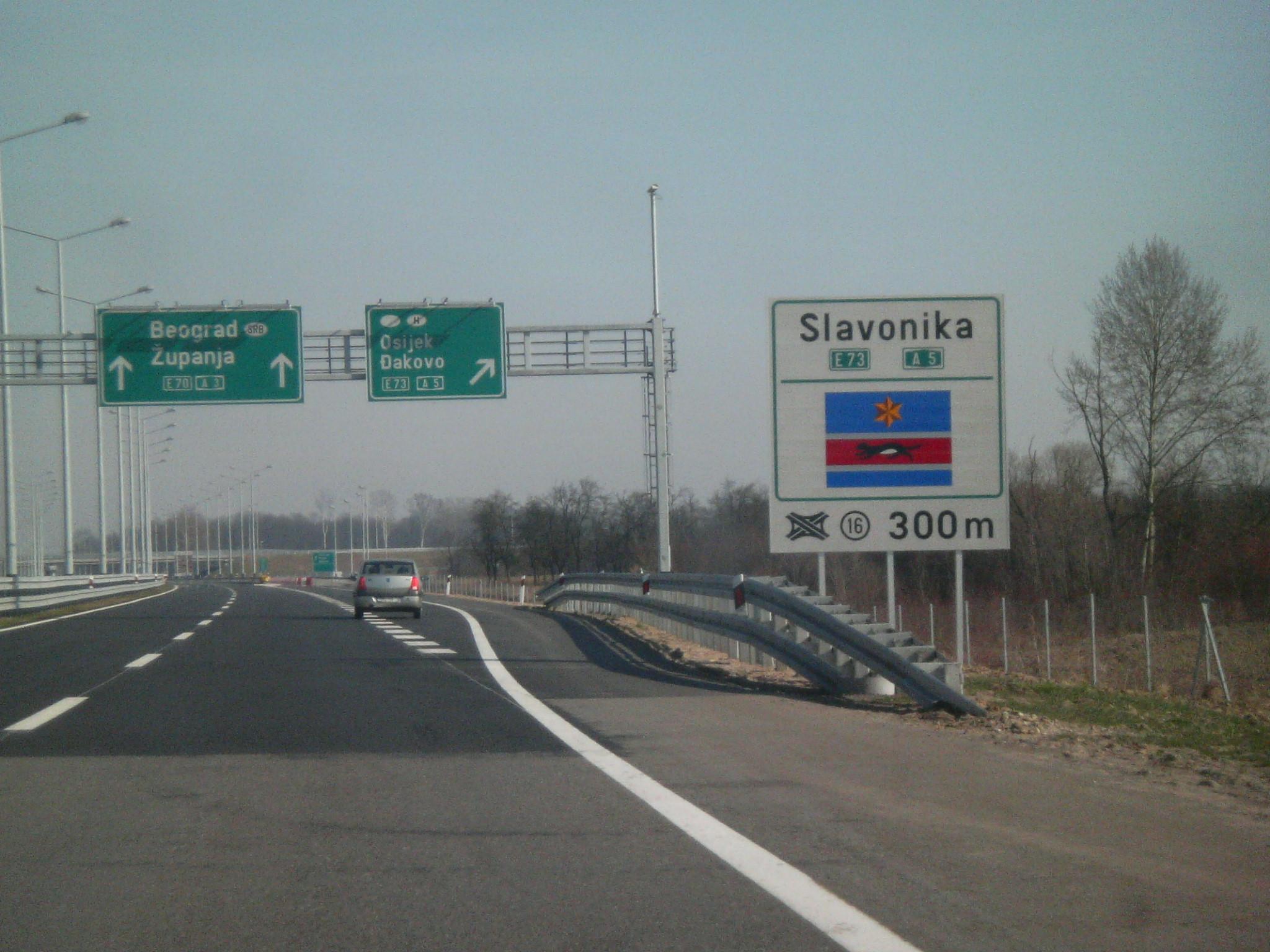 Autocesta A5 Hrvatska Wikipedia