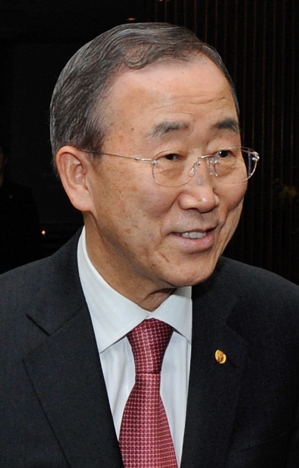 Ban ki moon biography