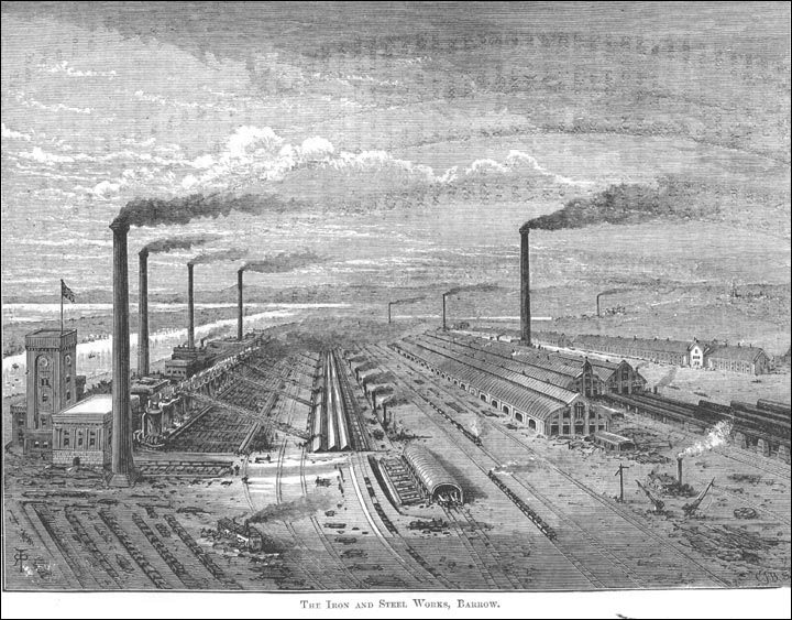 a history of rapid industrialization in late nineteenth century History of the united states industrialization and reform  a strong spirit of reform swept through the united states during the late 1800's and early 1900's.