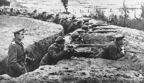 Резултат с изображение за Полско-съветска война