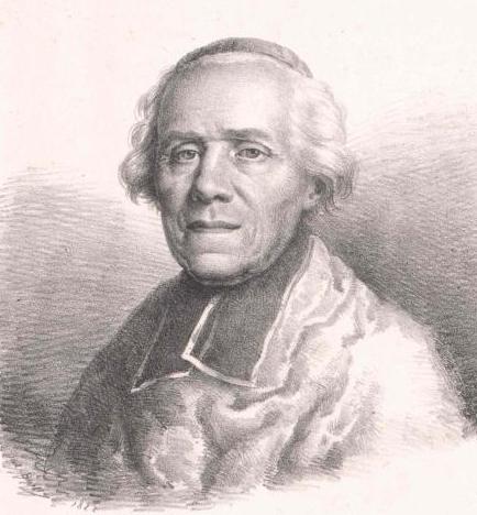 Louis-François de Bausset Catholic cardinal