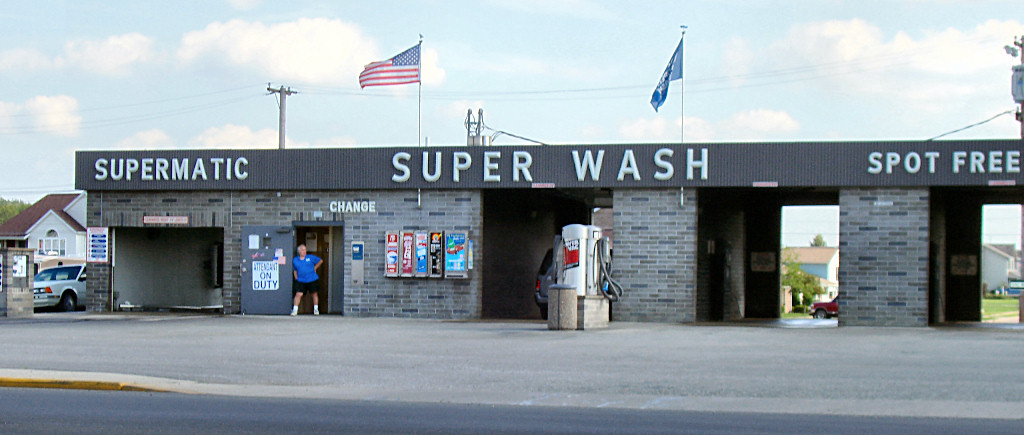 Self Serve Car Wash Kingston Ontario