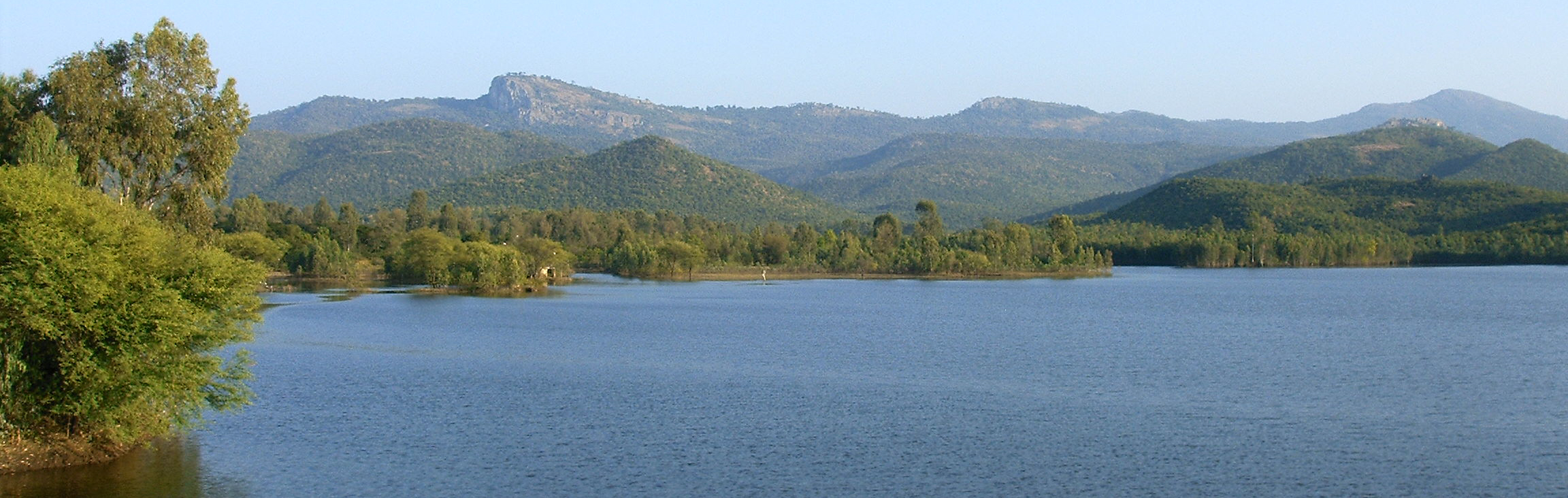 BR hills or Biligiriranga Hills