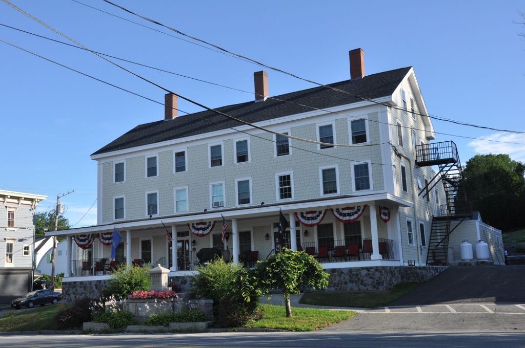 Jed Prouty Tavern And Inn Bucksport Roadtrippers