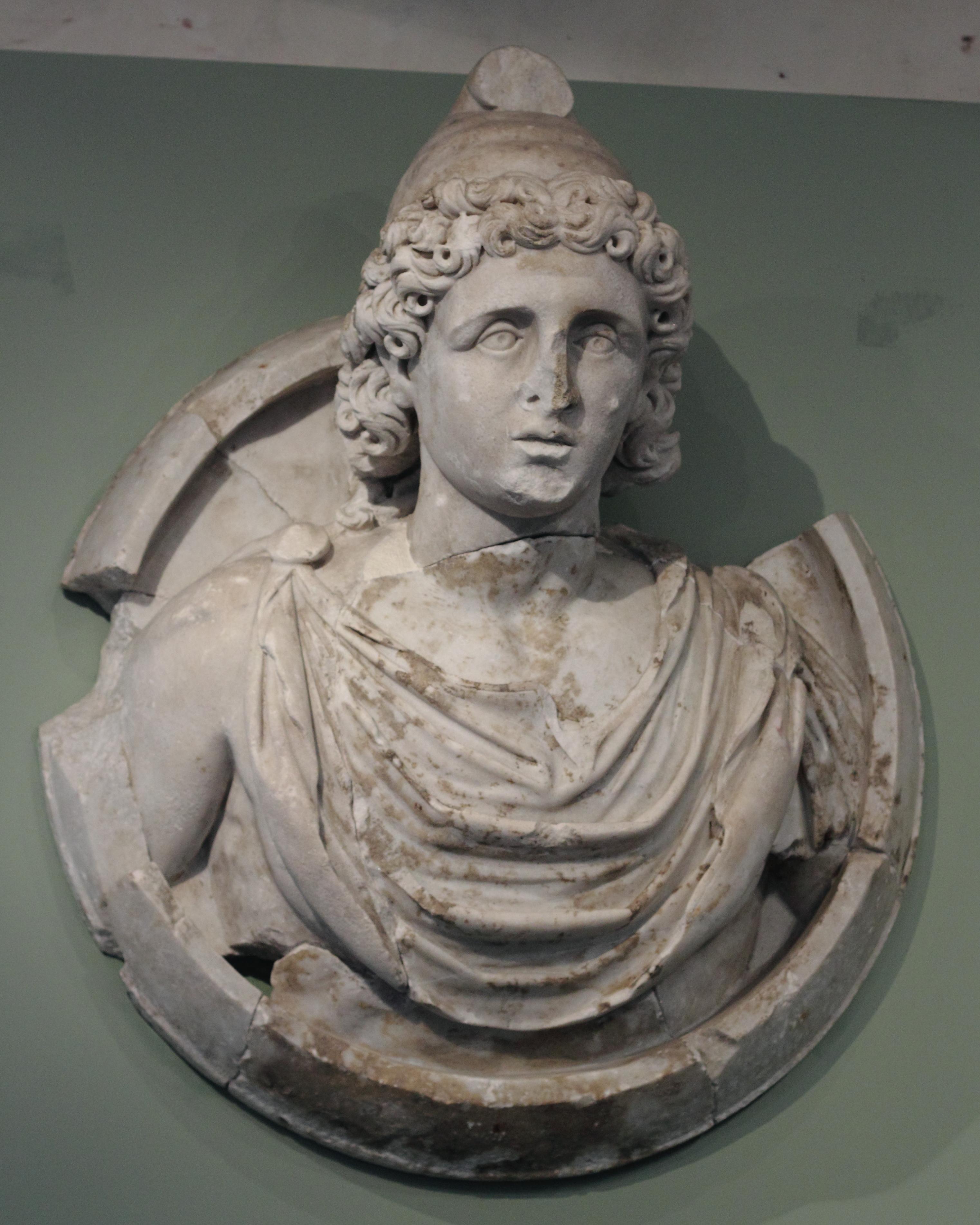 Bust of Attis, villa Chiragan.JPG