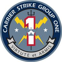 Carrier Strike Group One 40