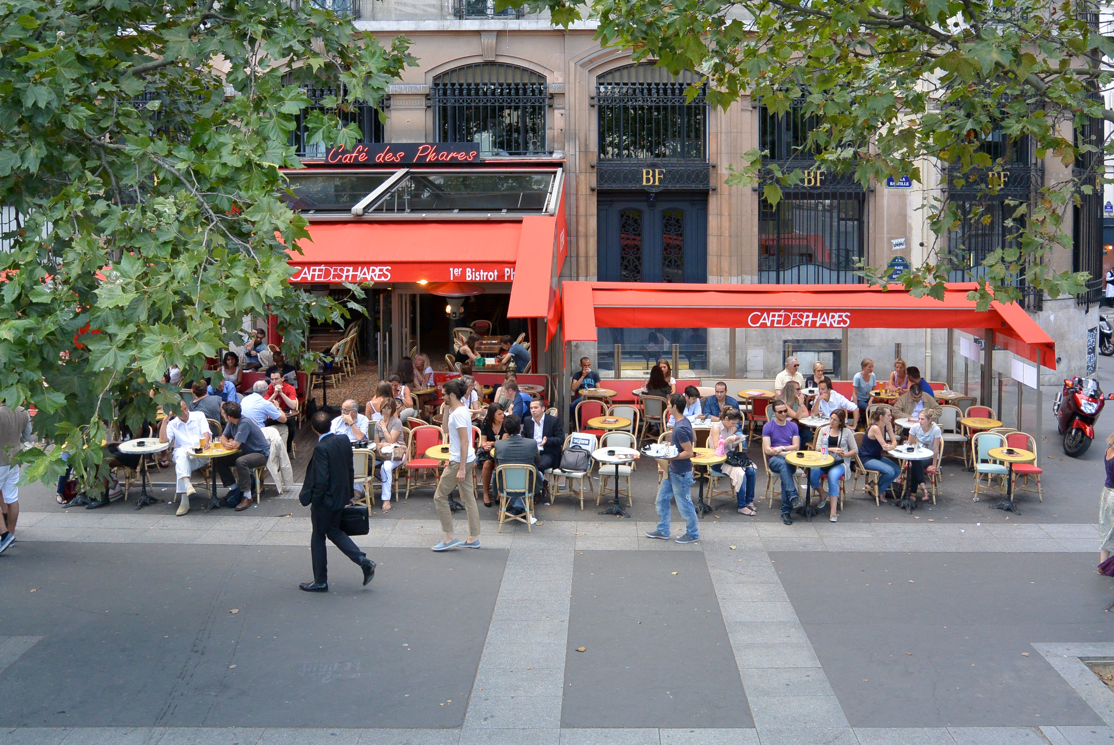 Caf Ef Bf Bd Bar Terrasse Top  Paris