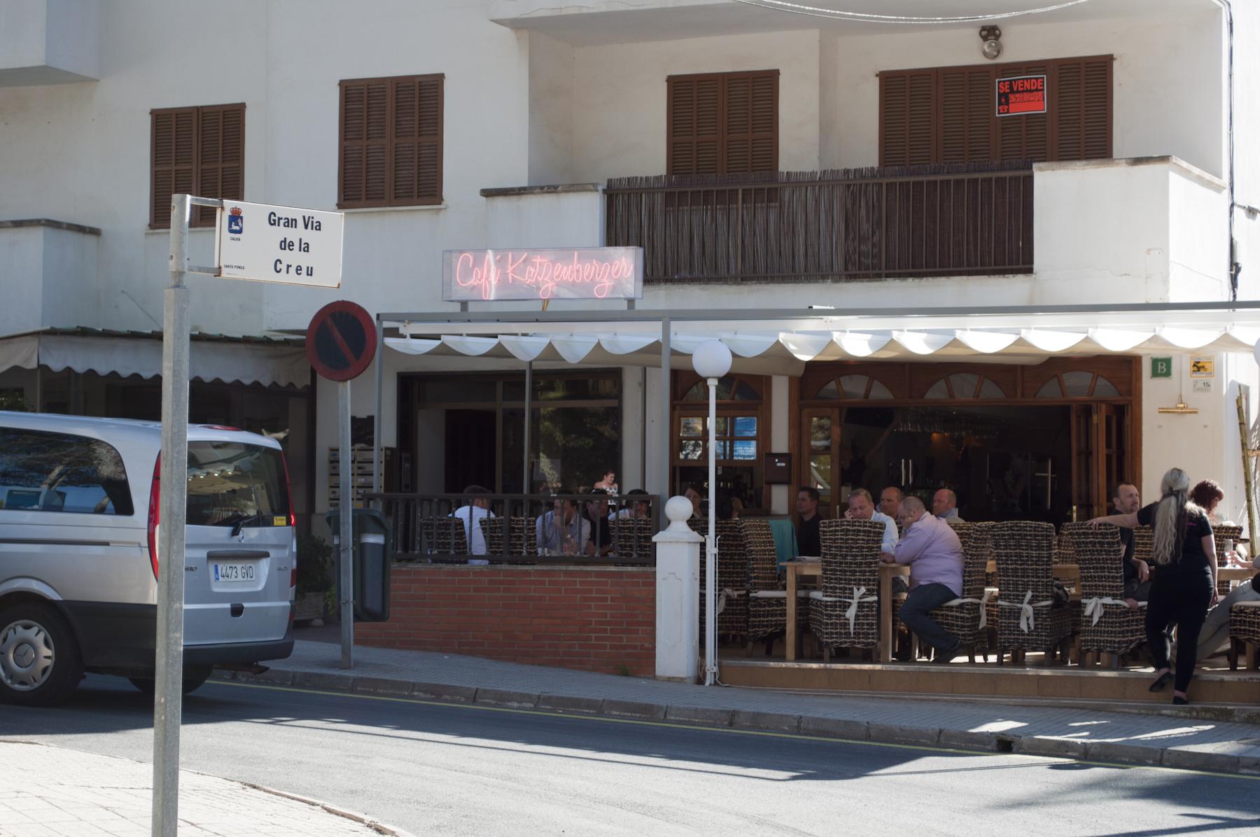 Café Katzenberger