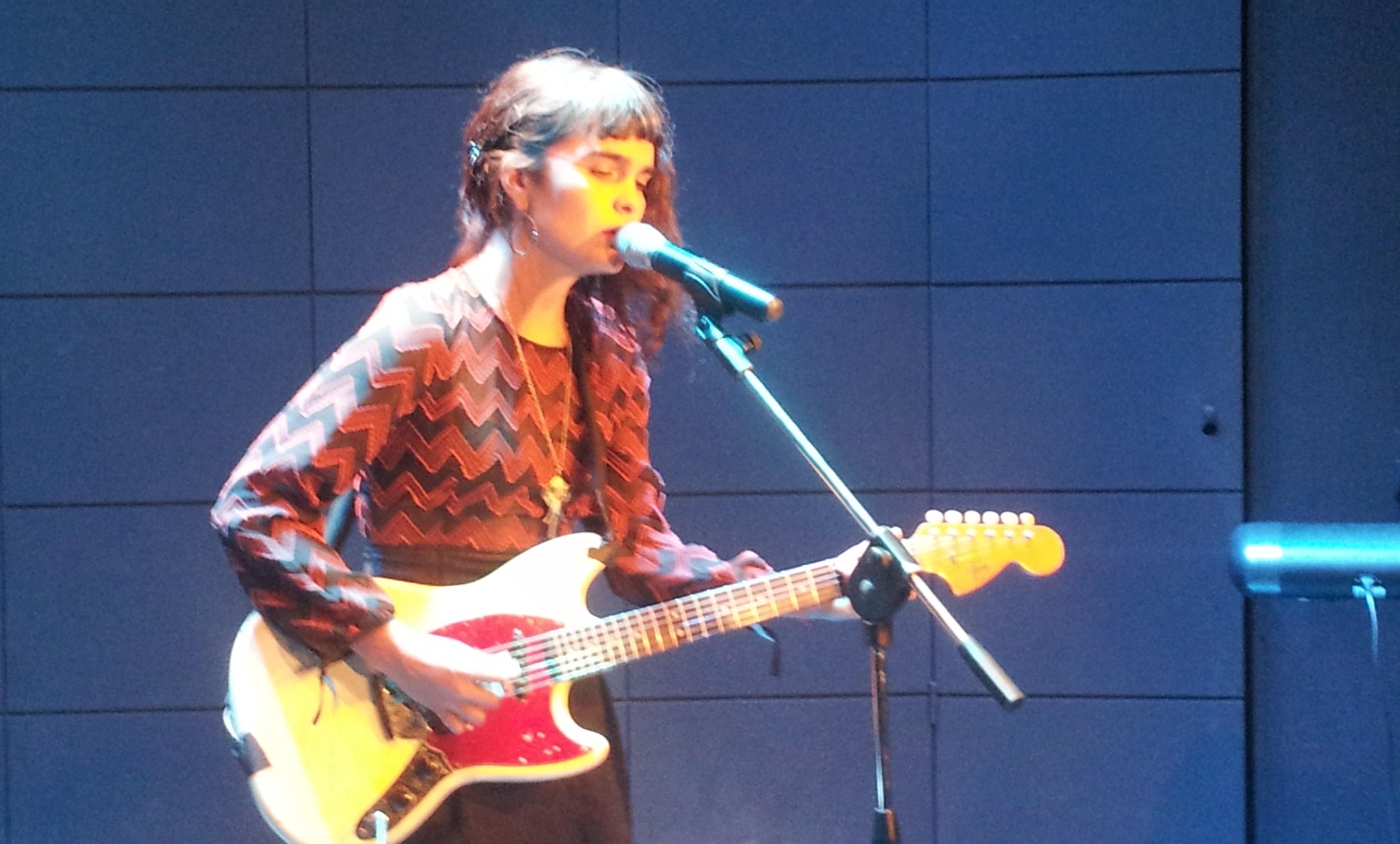 Camila Moreno en Sesiones 24 (2015)